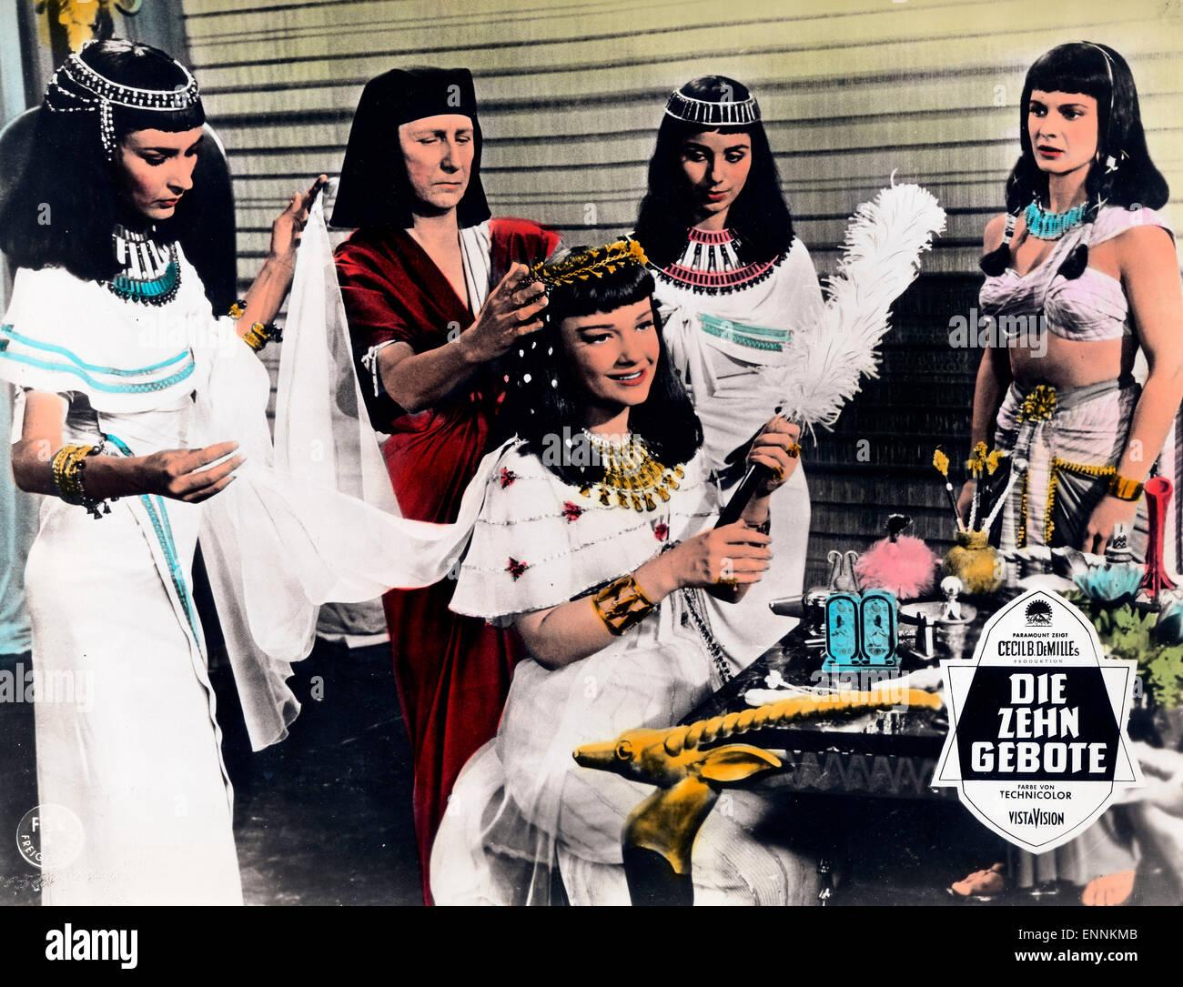 Die Zehn Gebote 1956 Streamcloud