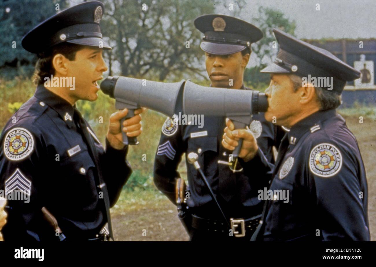 Police Academy 4 Citizens On Patrol Aka Police Academy 4