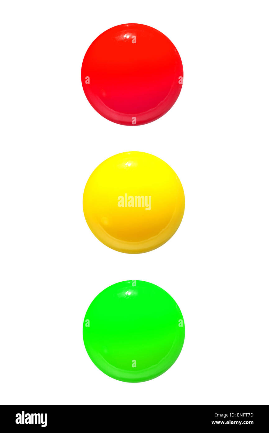 traffic lights icon red yellow green on white background Stock Photo ... for Traffic Light Red Icon  131fsj