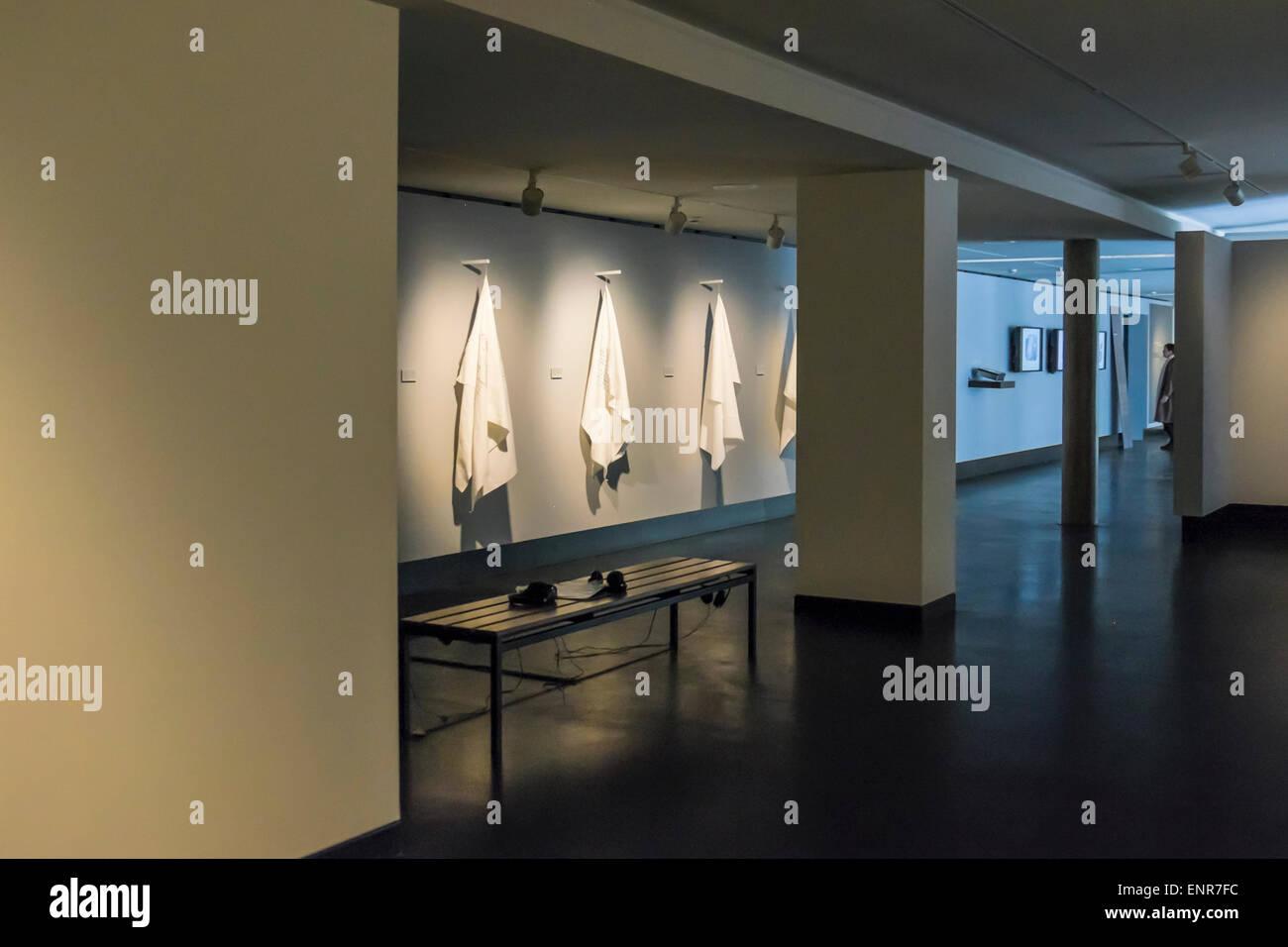 C/O Berlin Modern Photographic And Art Gallery Interior In Amerika Haus,  Berlin