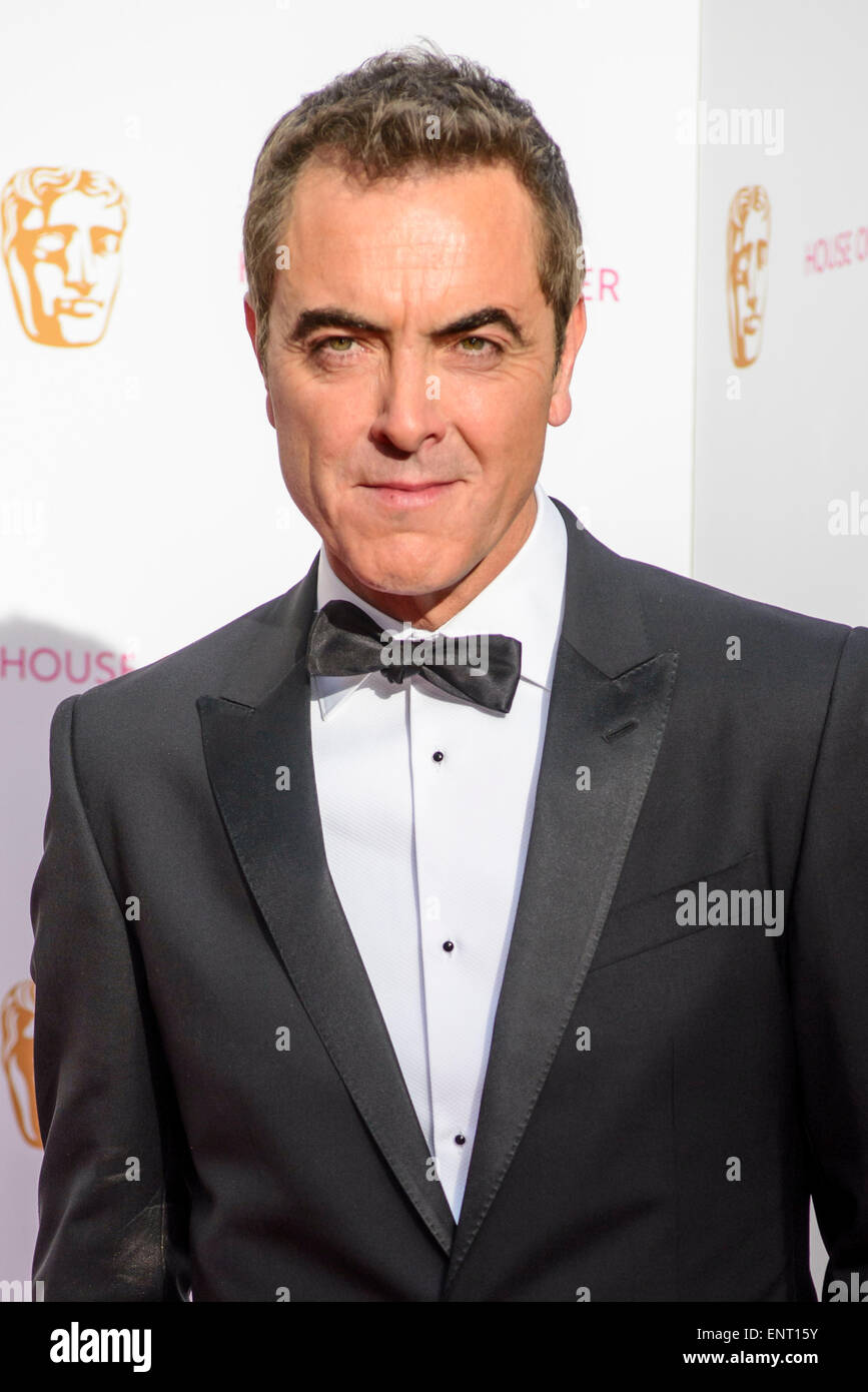 James Nesbitt attends the HOUSE OF FRASER BRITISH ACADEMY TELEVISION AWARDS 2015 on 10/05/2015 at Theatre Royal, - Stock Image