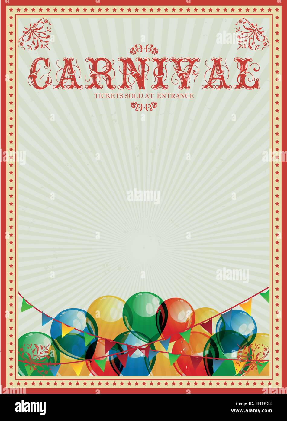 carnival poster mardi gras venice carnival banner holiday stock