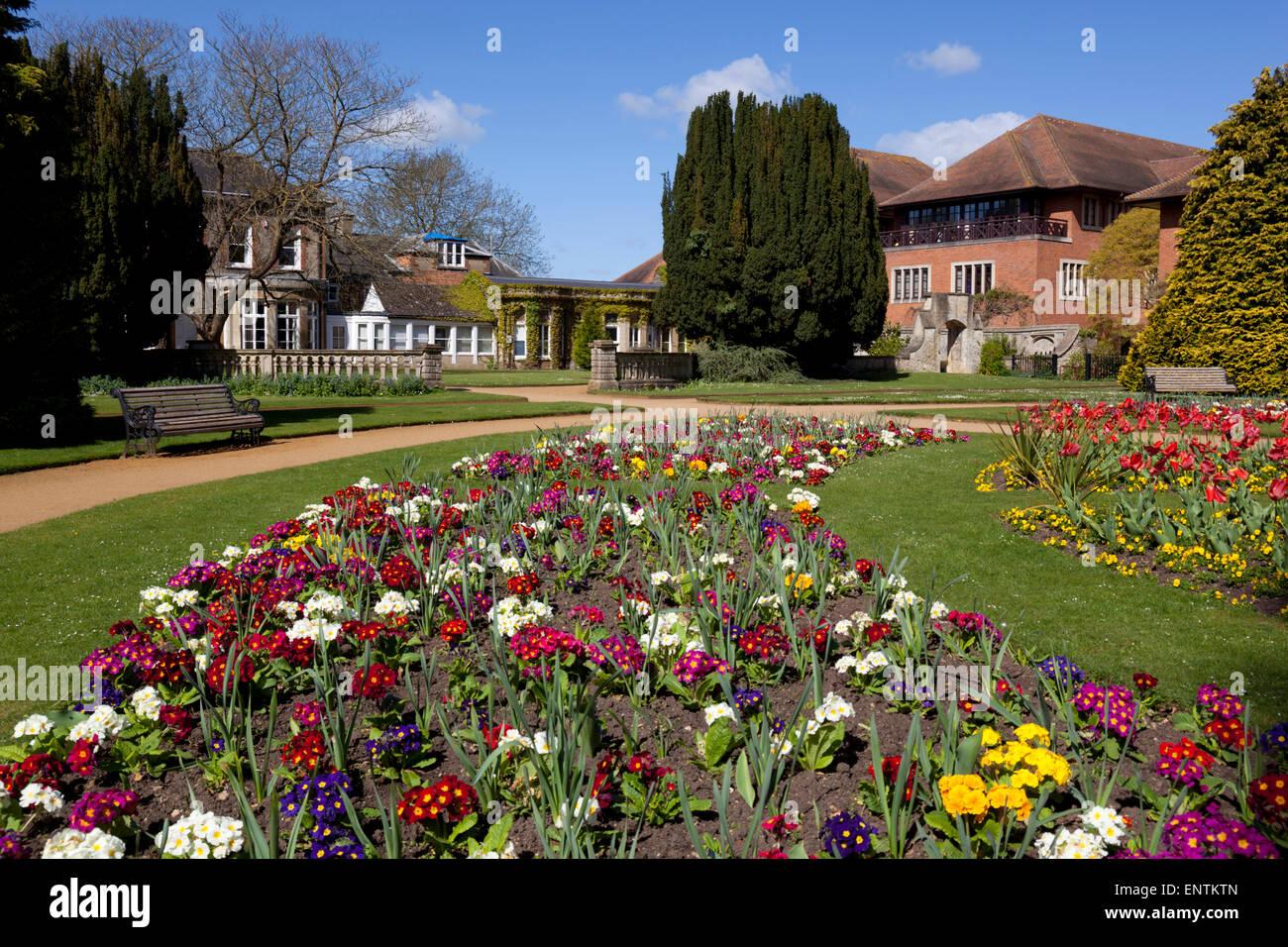 Abingdon Gardens Stock Photos & Abingdon Gardens Stock Images - Alamy