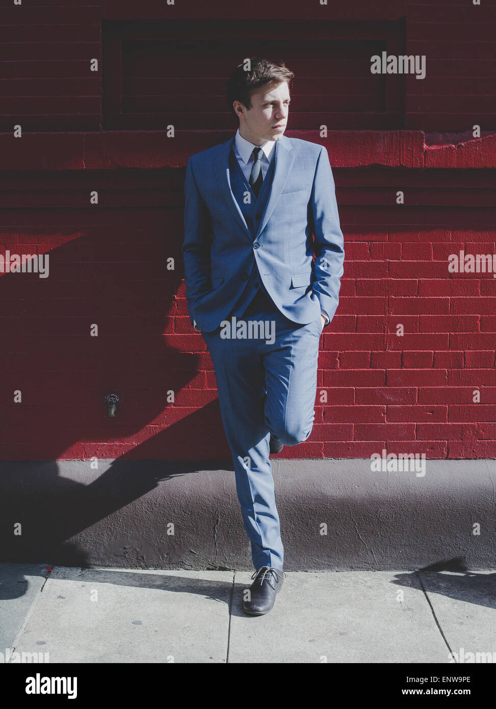 Male Fashion - Stock Image