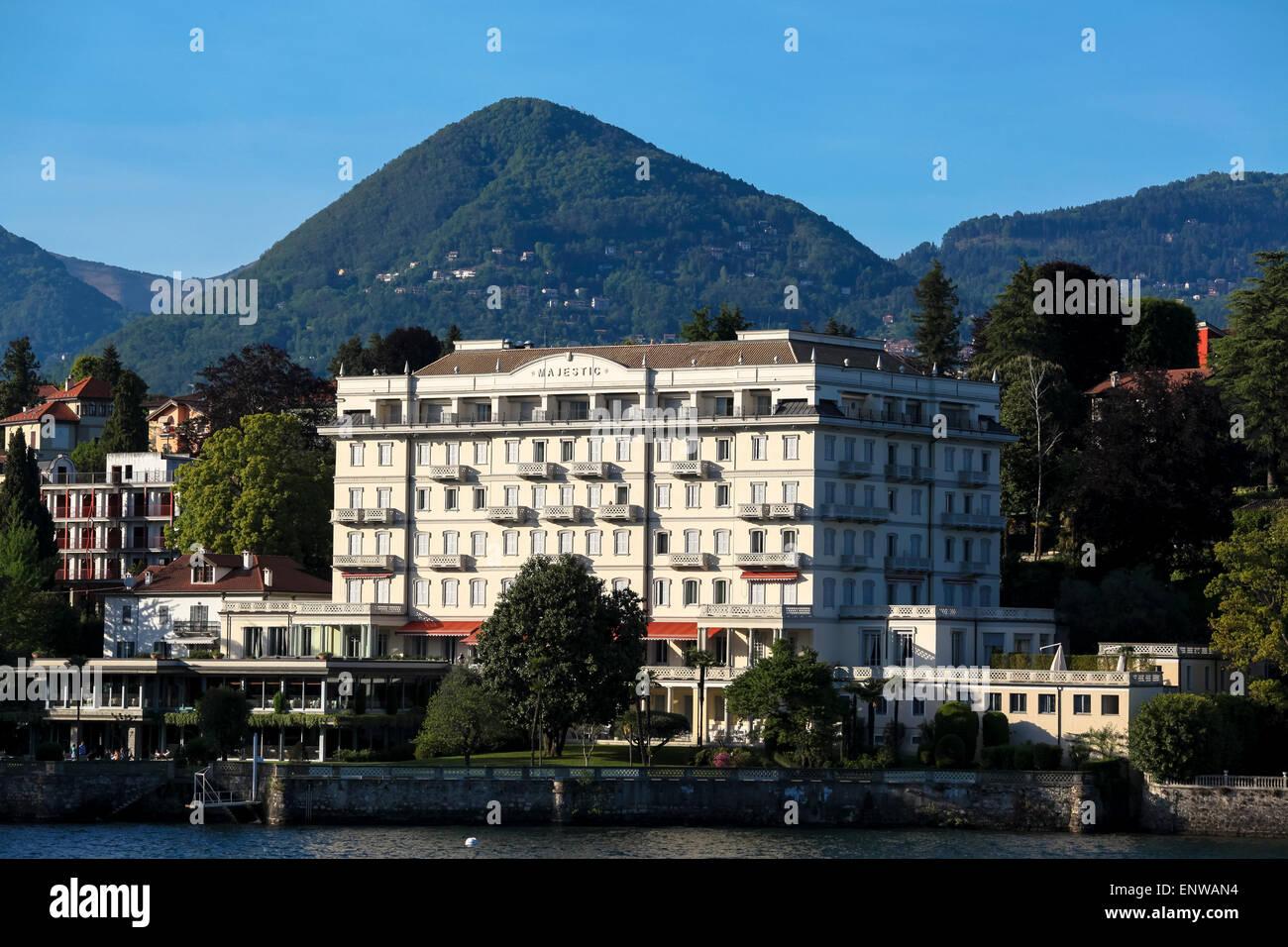 Verbania Pallanza Grand Hotel Majestic