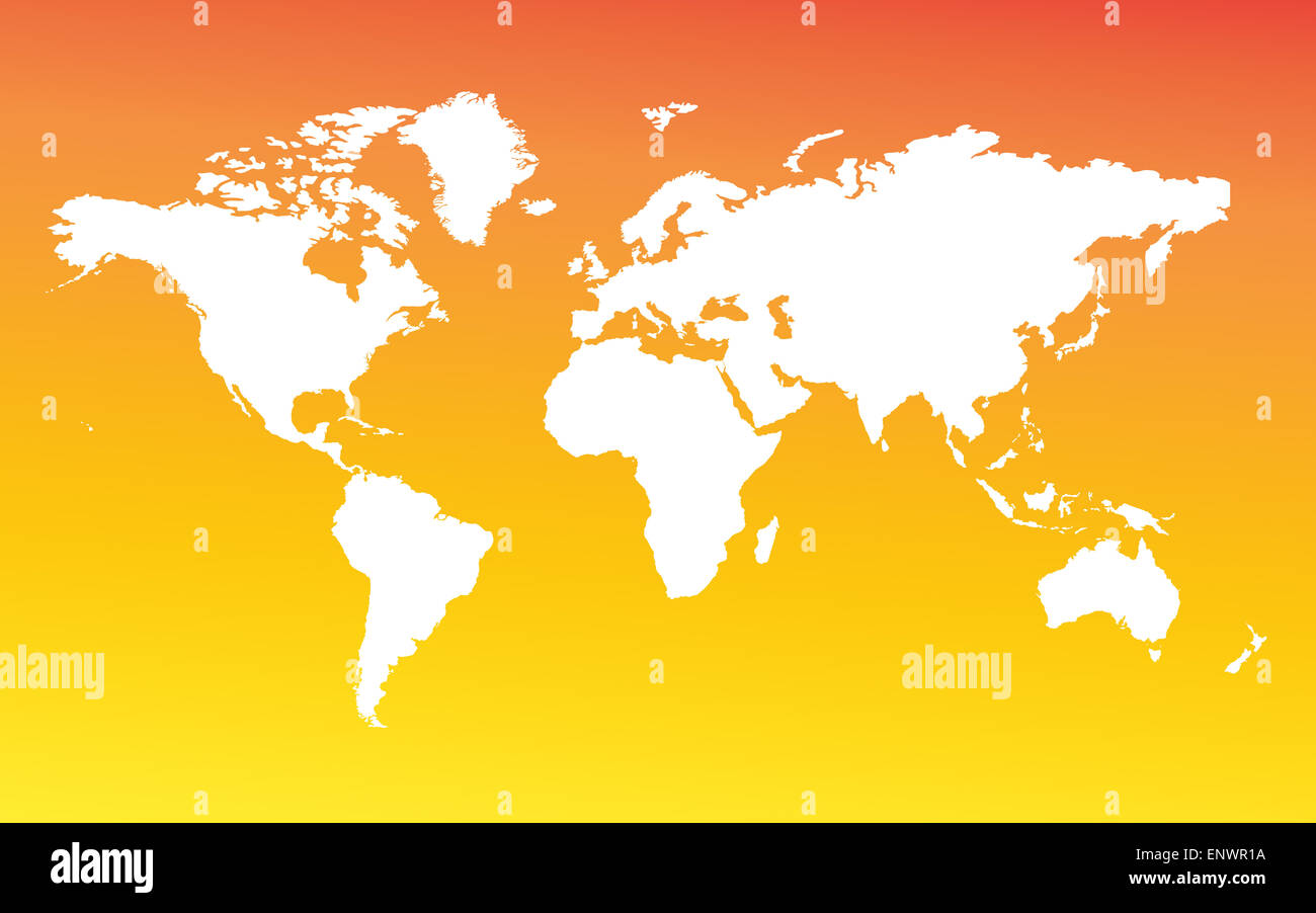 Map of the whole world images of all continents and oceans on a map of the whole world images of all continents and oceans on a flat gumiabroncs Choice Image