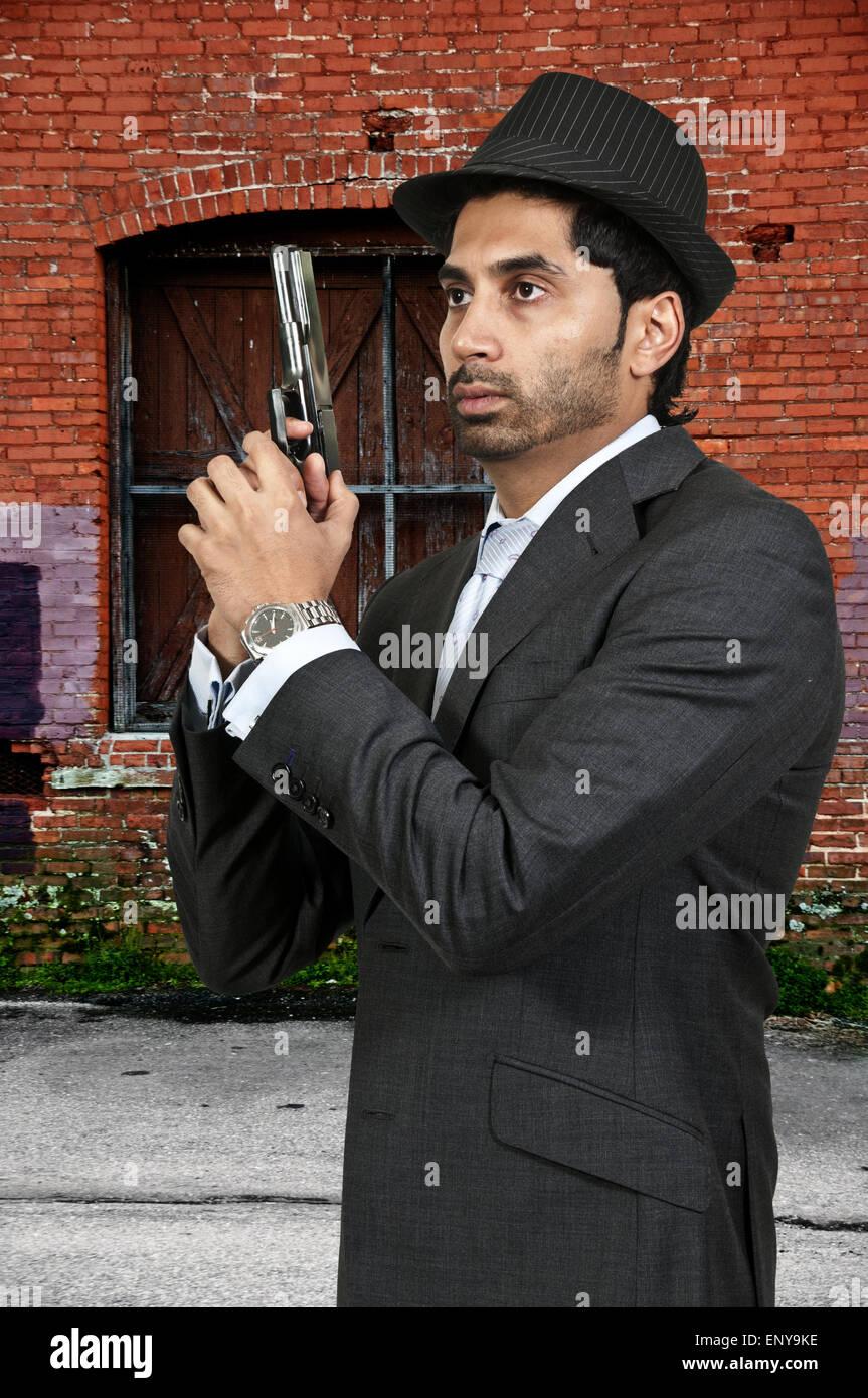 Private Detective - Stock Image