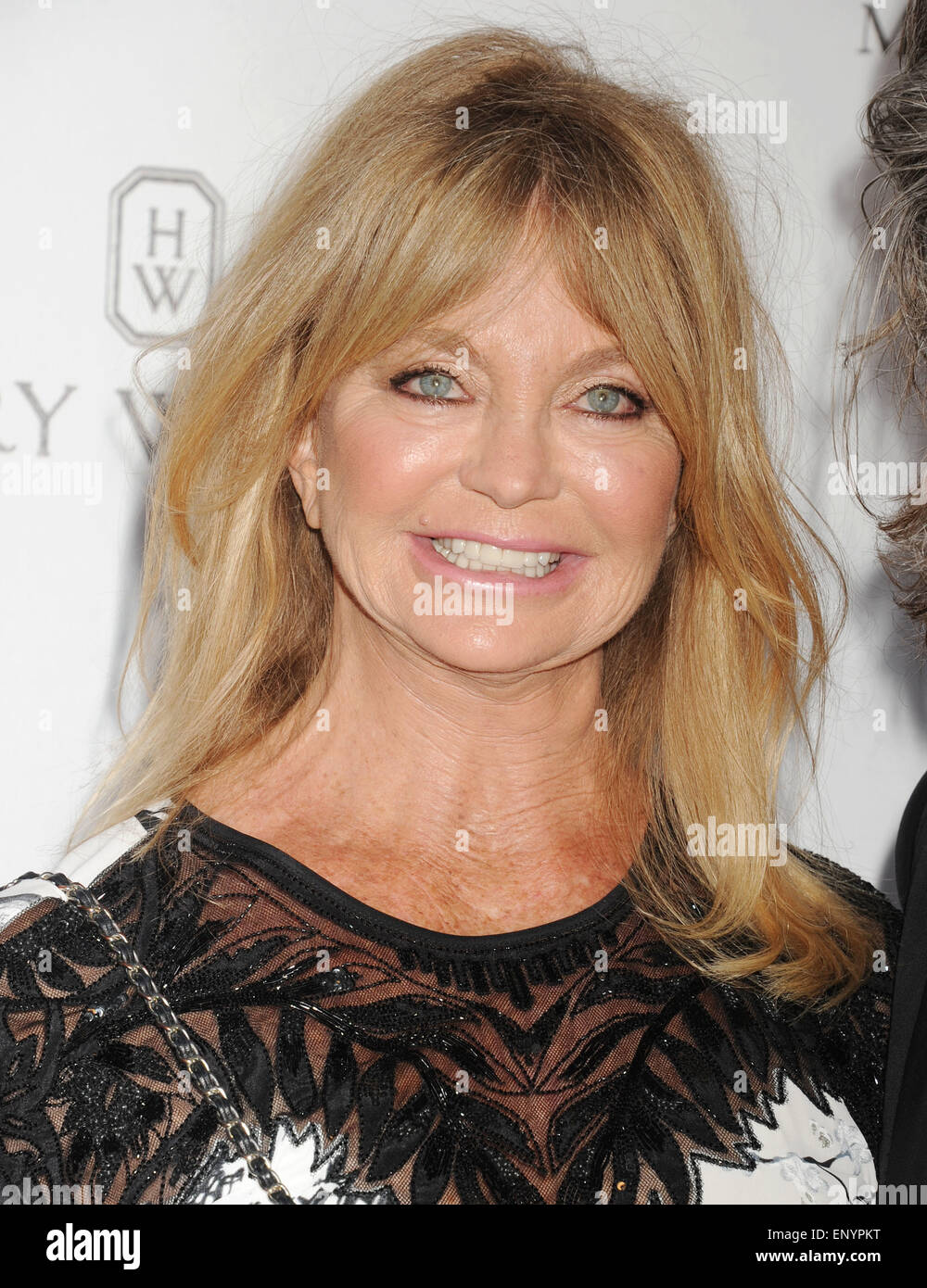 GOLDIE HAWN US film actress in May 2015. Photo Jeffrey Mayer - Stock Image