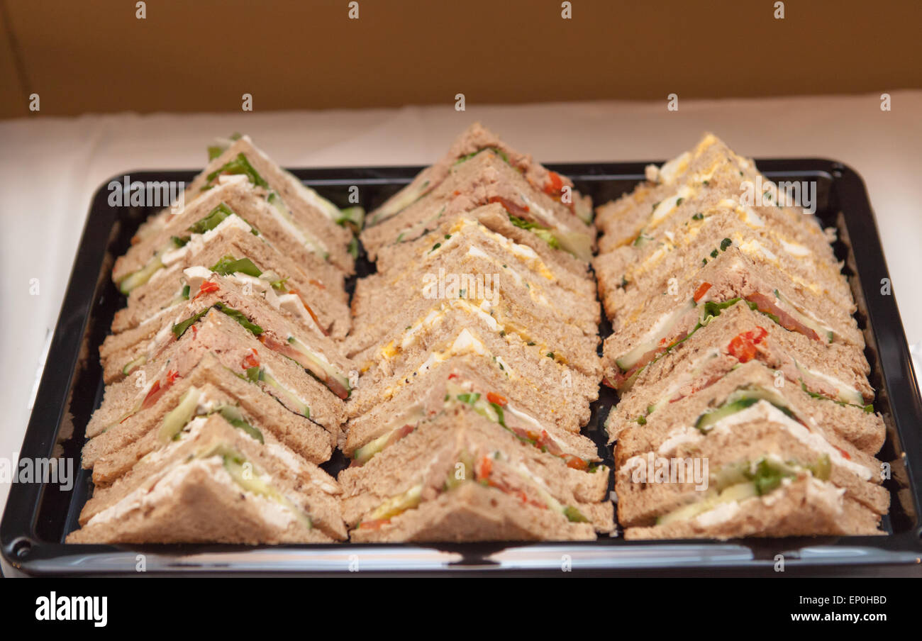 Sandwich selection buffet tray party food stock photo 82377553 alamy sandwich selection buffet tray party food forumfinder Gallery