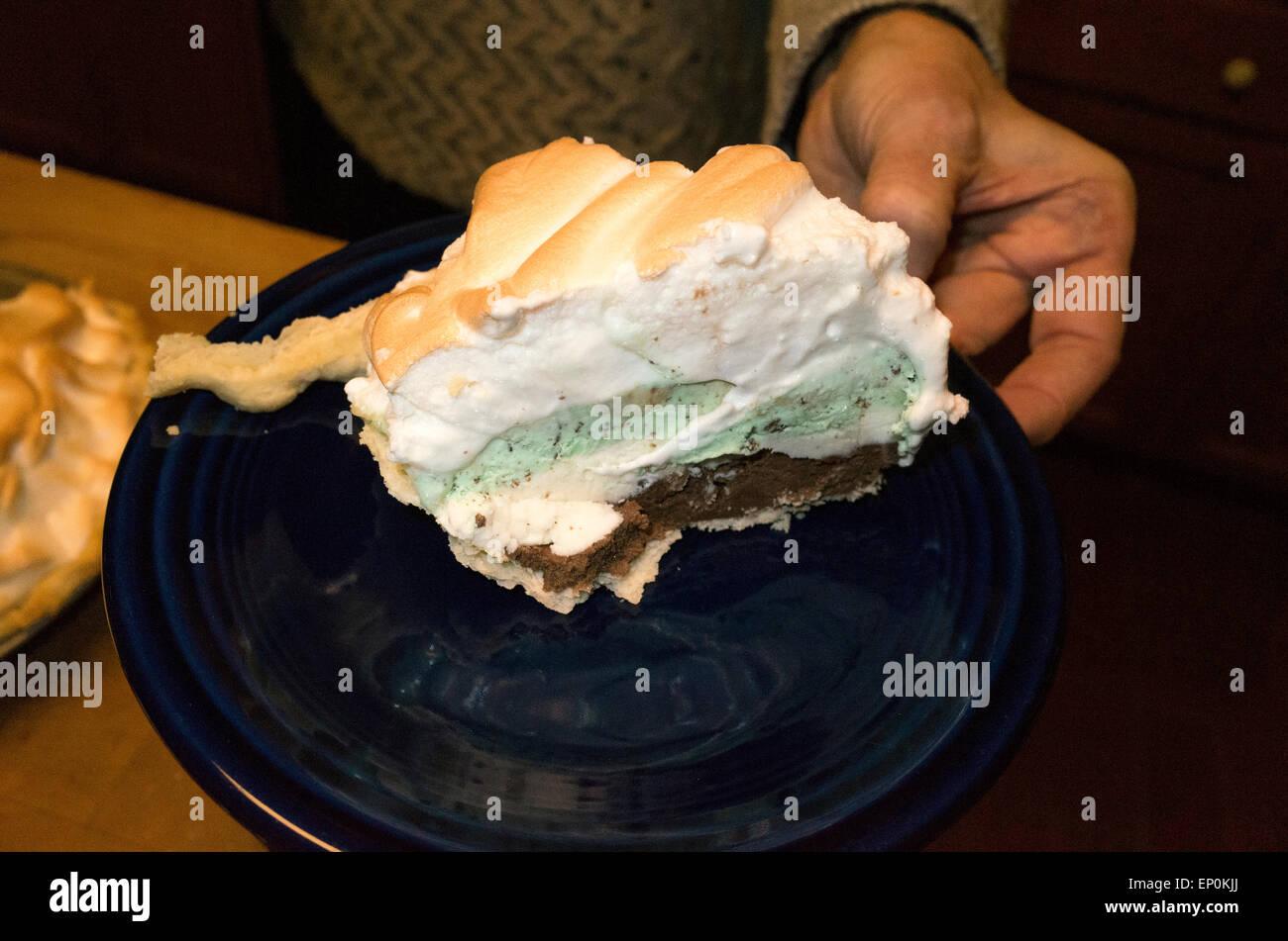 Ice Cream Cake Stock Photos Ice Cream Cake Stock Images Alamy