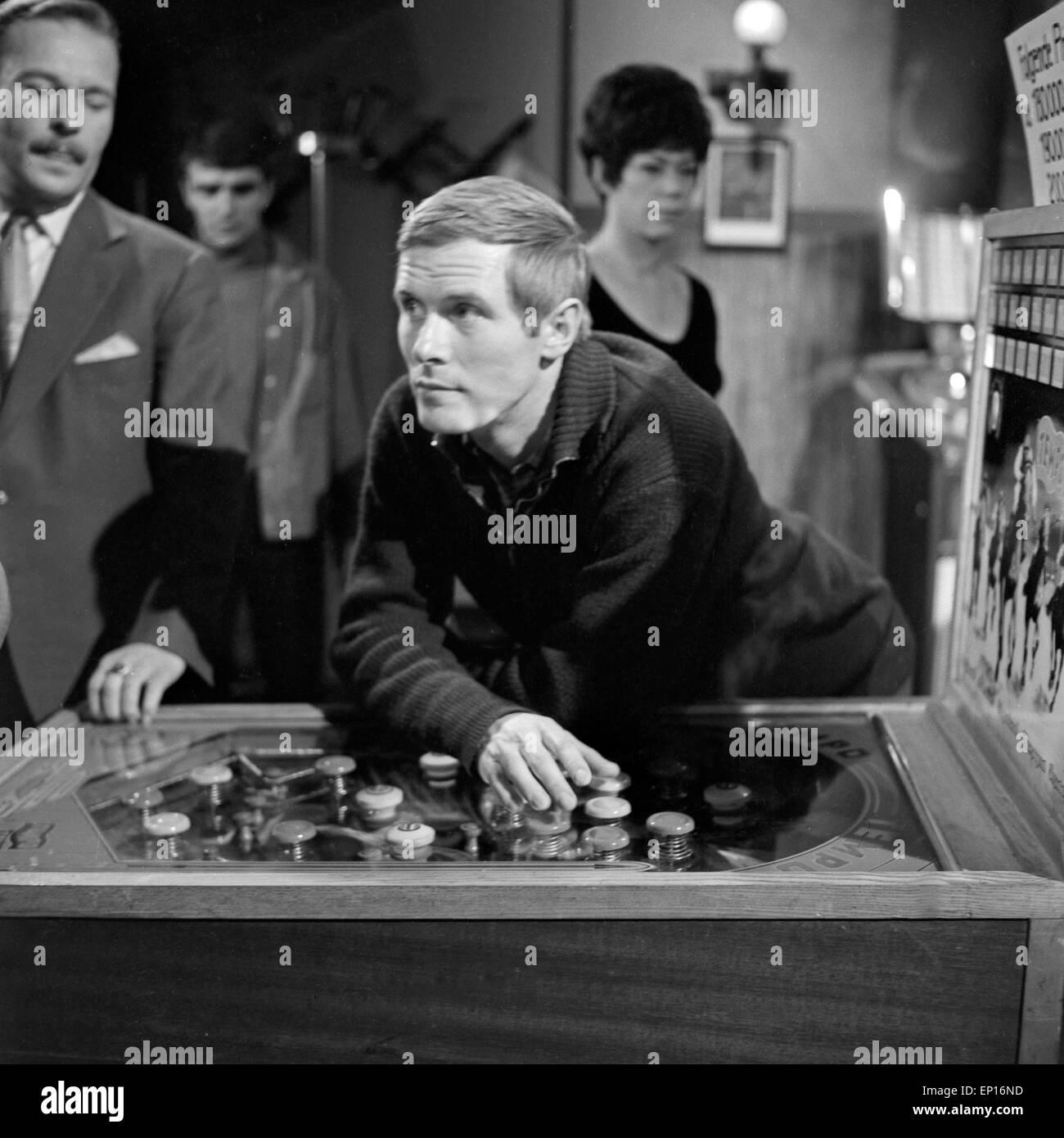 Anatomie eines Unfalls, Fernsehfilm, Deutschland 1965, Regie: Karl ...