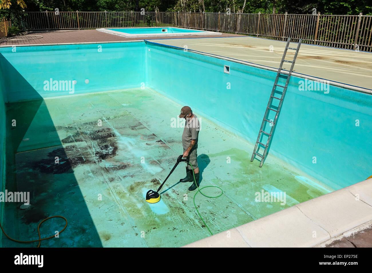 Swimming Pool Pressure Washing : Karcher pressure washer power jet wash patio attachment