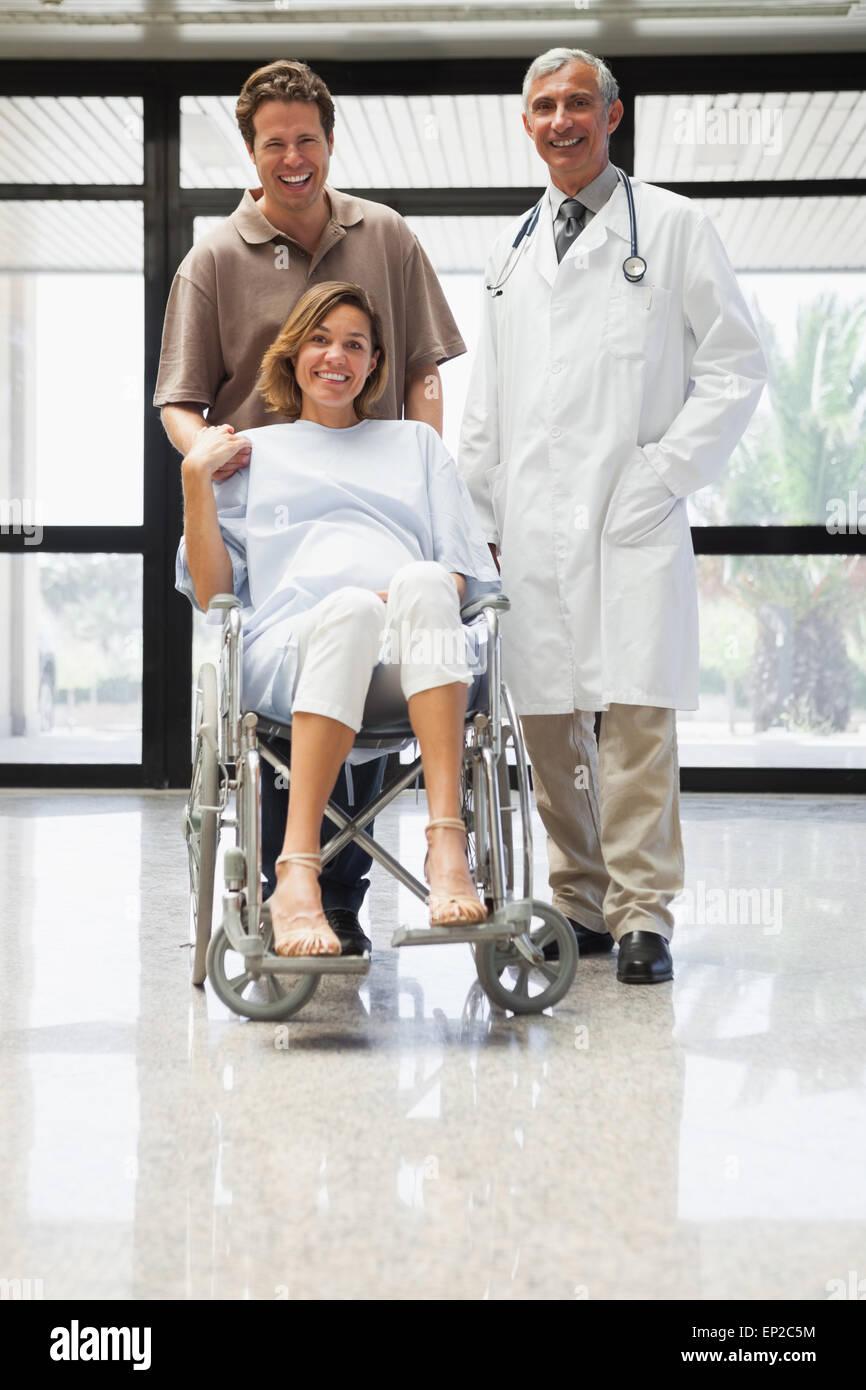 pregnancy women in wheelchairs