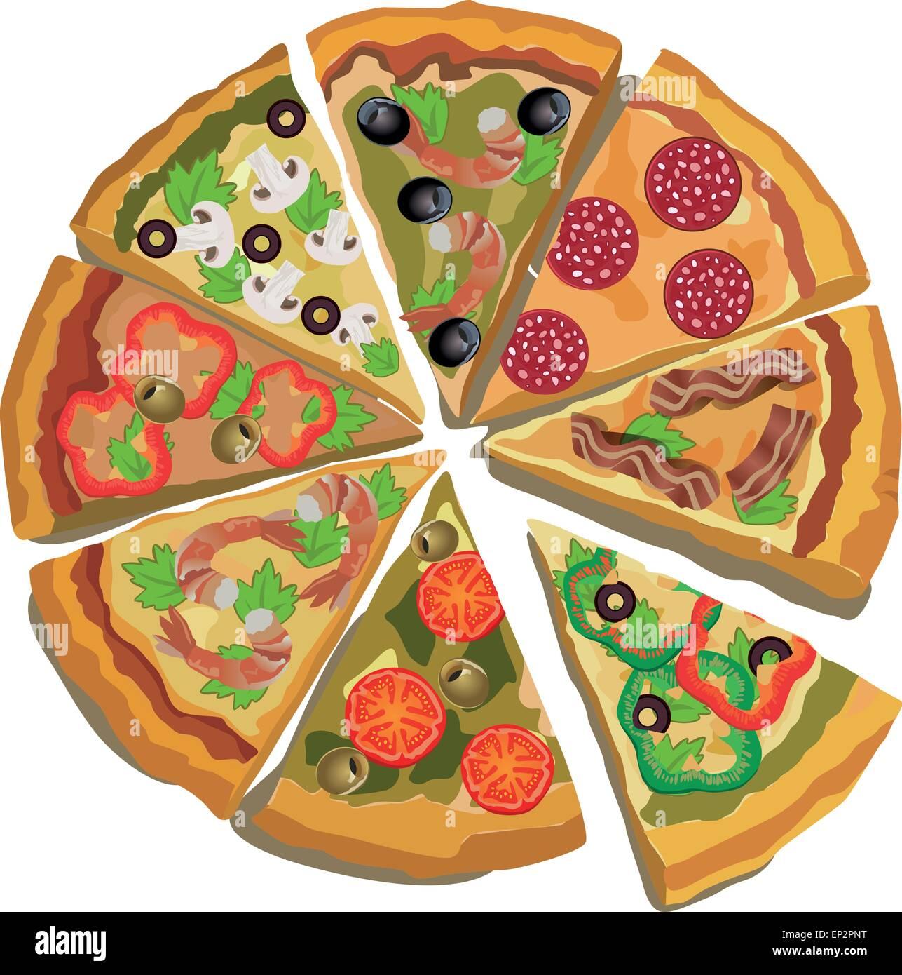 pizza shop menu template