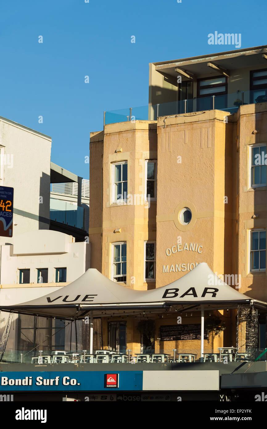 bondi beach apartments stock photos bondi beach apartments stock