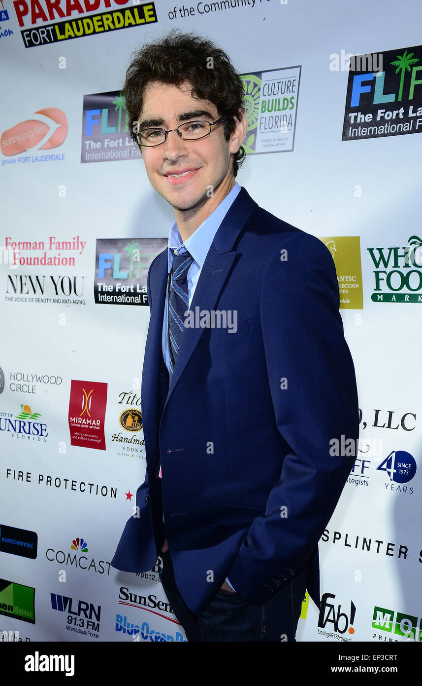 The 29th Annual Fort Lauderdale International Film Festival - Opening Ceremony  Featuring: Jared Hillman Where: Stock Photo