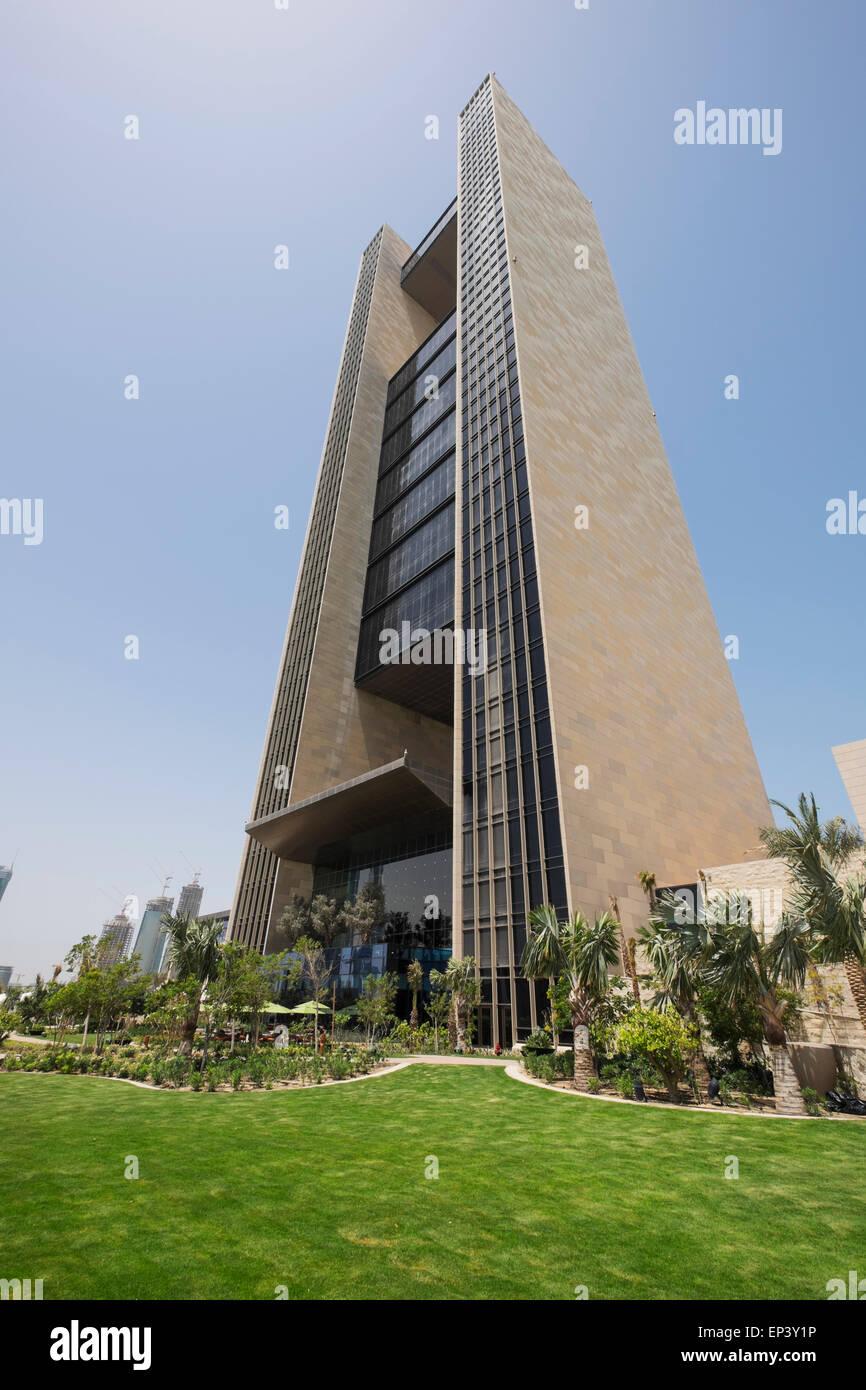 New luxury Four Seasons Hotel Bahrain Bay in Manama Kingdom of Bahrain - Stock Image