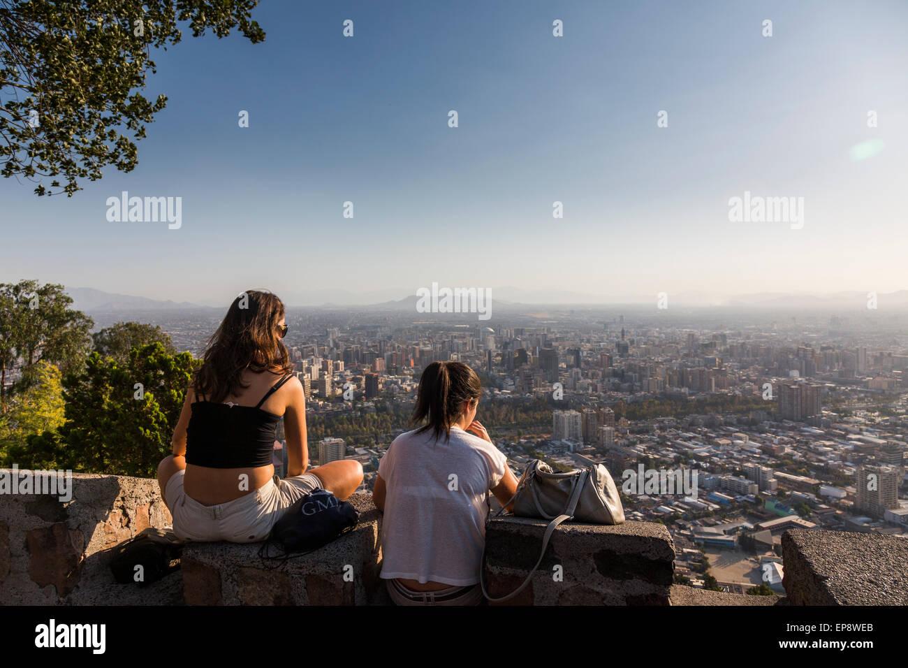Santiago De Chile Stock Photos Santiago De Chile Stock