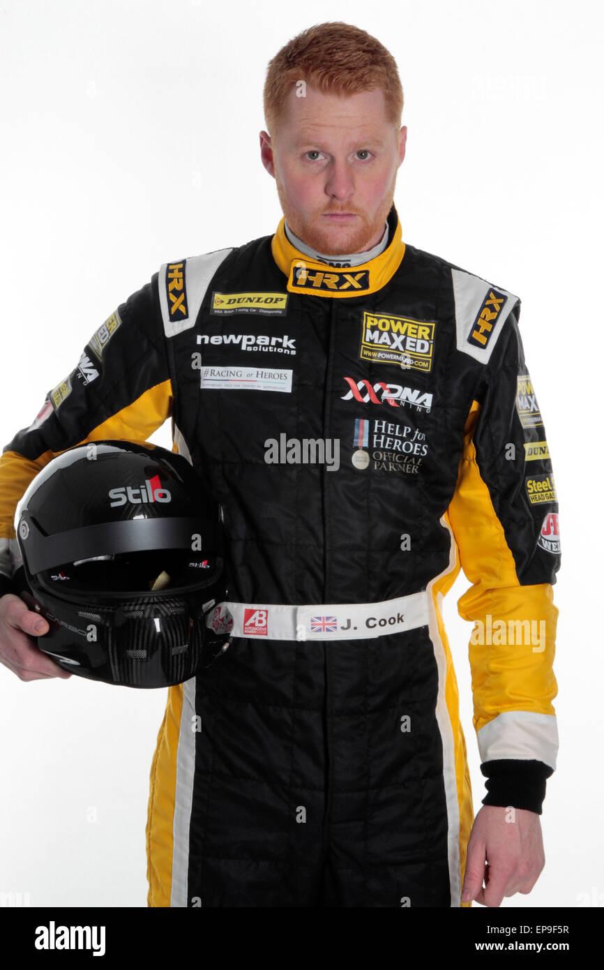 Josh Cook (GBR) Racing For Heroes Chevrolet Cruze Stock Photo