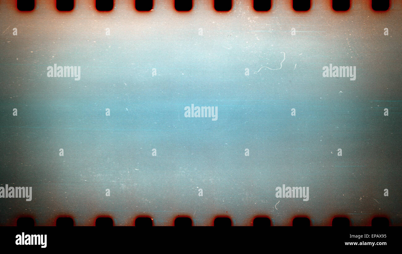 abstract film texture background with heavy grain dust and light leak