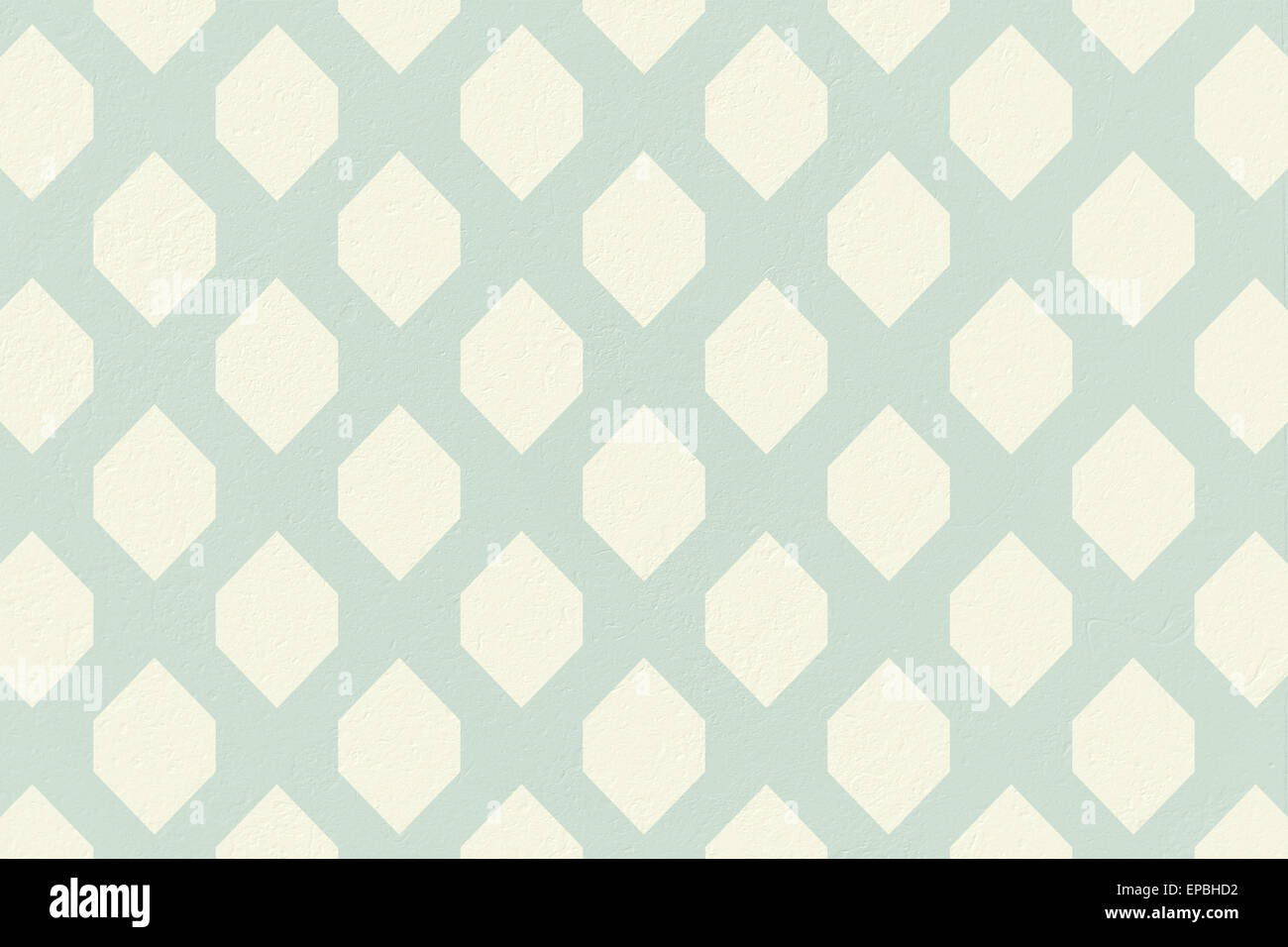 blue and cream patterned wallpaper stock photo 82619070 alamy