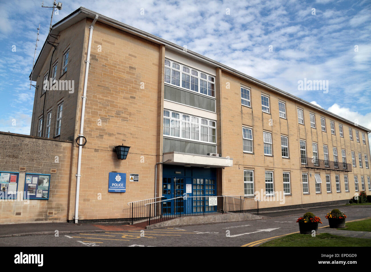 Cirencester Police Station (Gloucestershire Constabulary ...