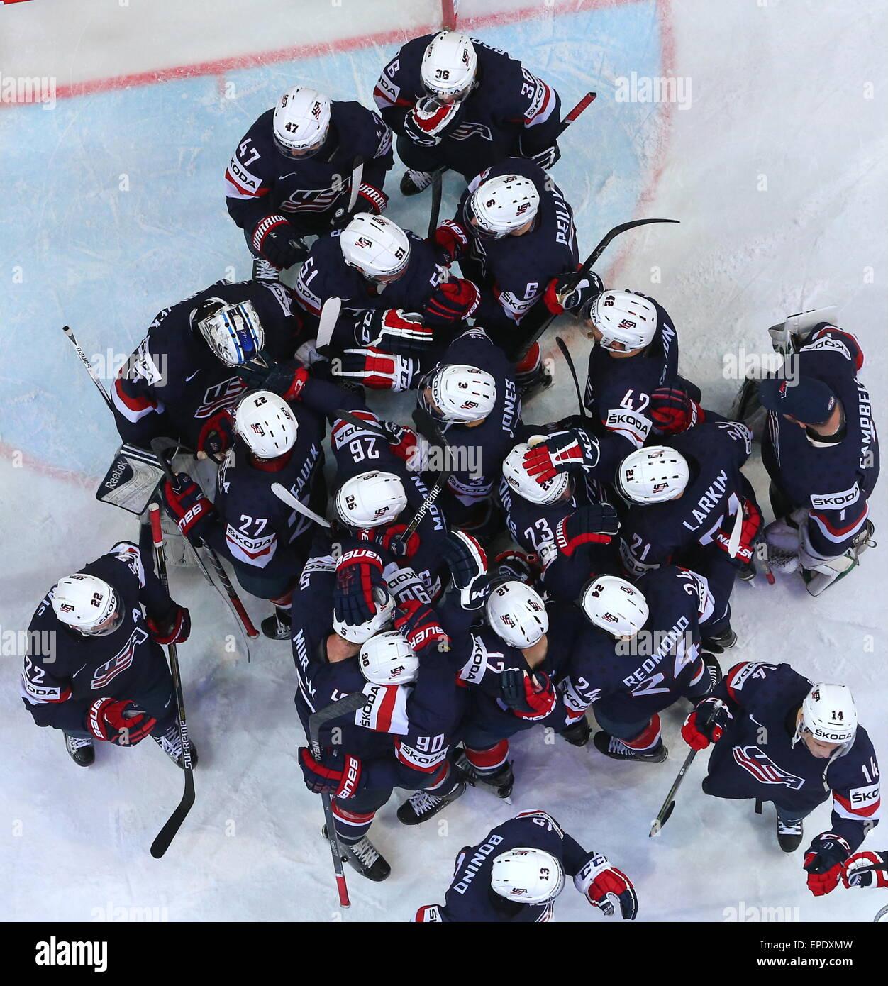 Fahne Banner 2015 Ice Hockey World Championship Czech Republic Prag Ostarva # 27 Memorabilia Sammeln & Seltenes
