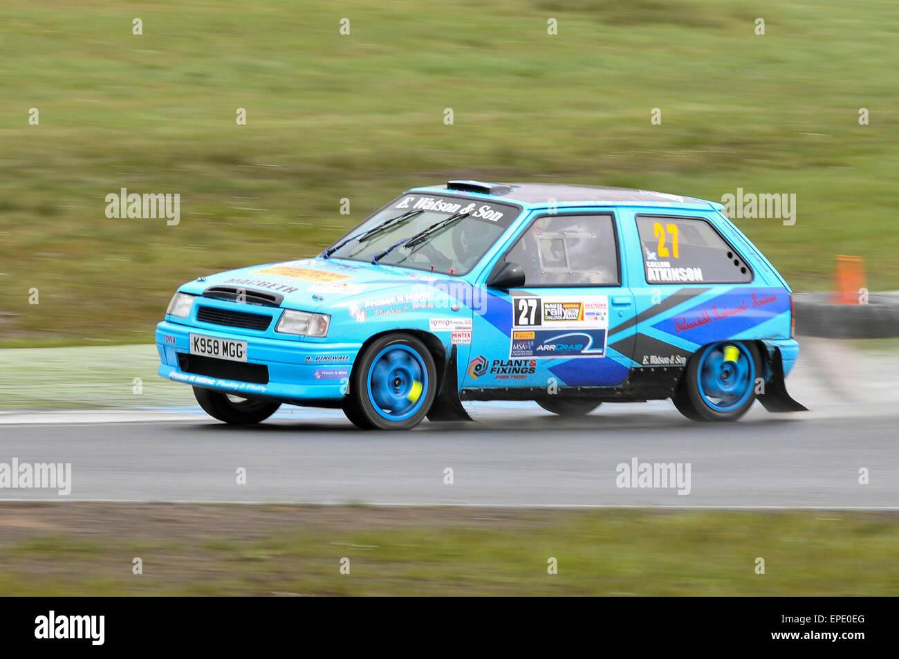 Vauxhall Nova Rally Car Stock Photos & Vauxhall Nova Rally Car Stock ...