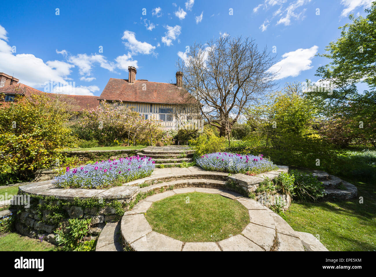 Great Dixter A Country House By Edwin Lutyens And Garden By Stock