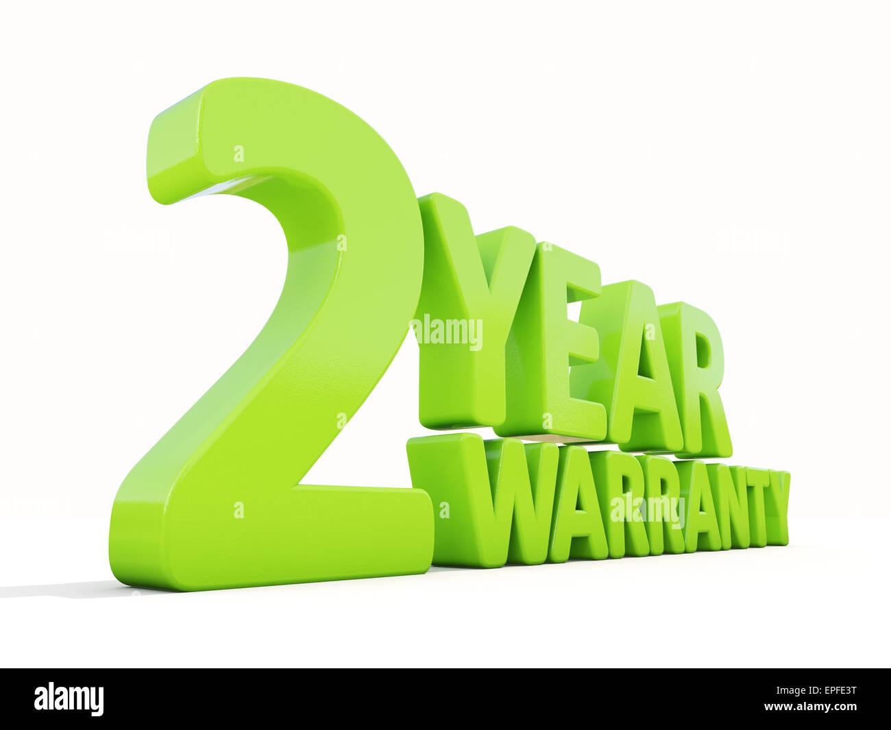 Warranty - Stock Image