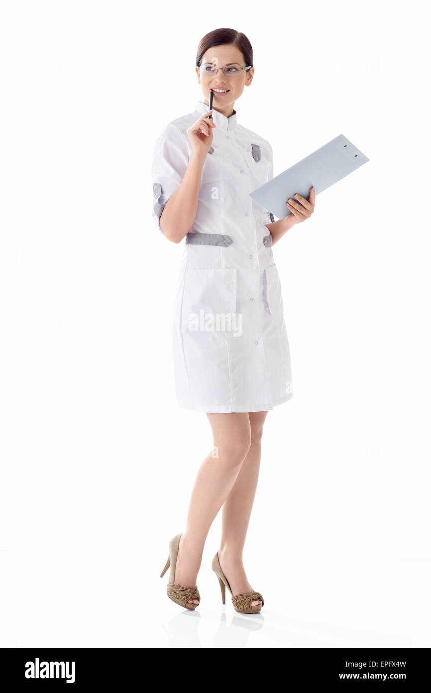 Doctor - Stock Image