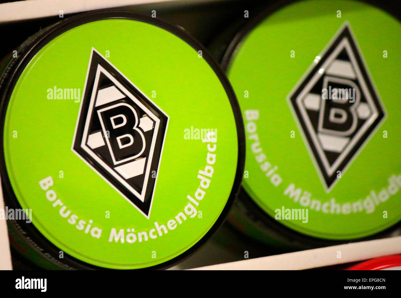 Markennamen: 'Borussia Moenchengladbach', Berlin. - Stock Image