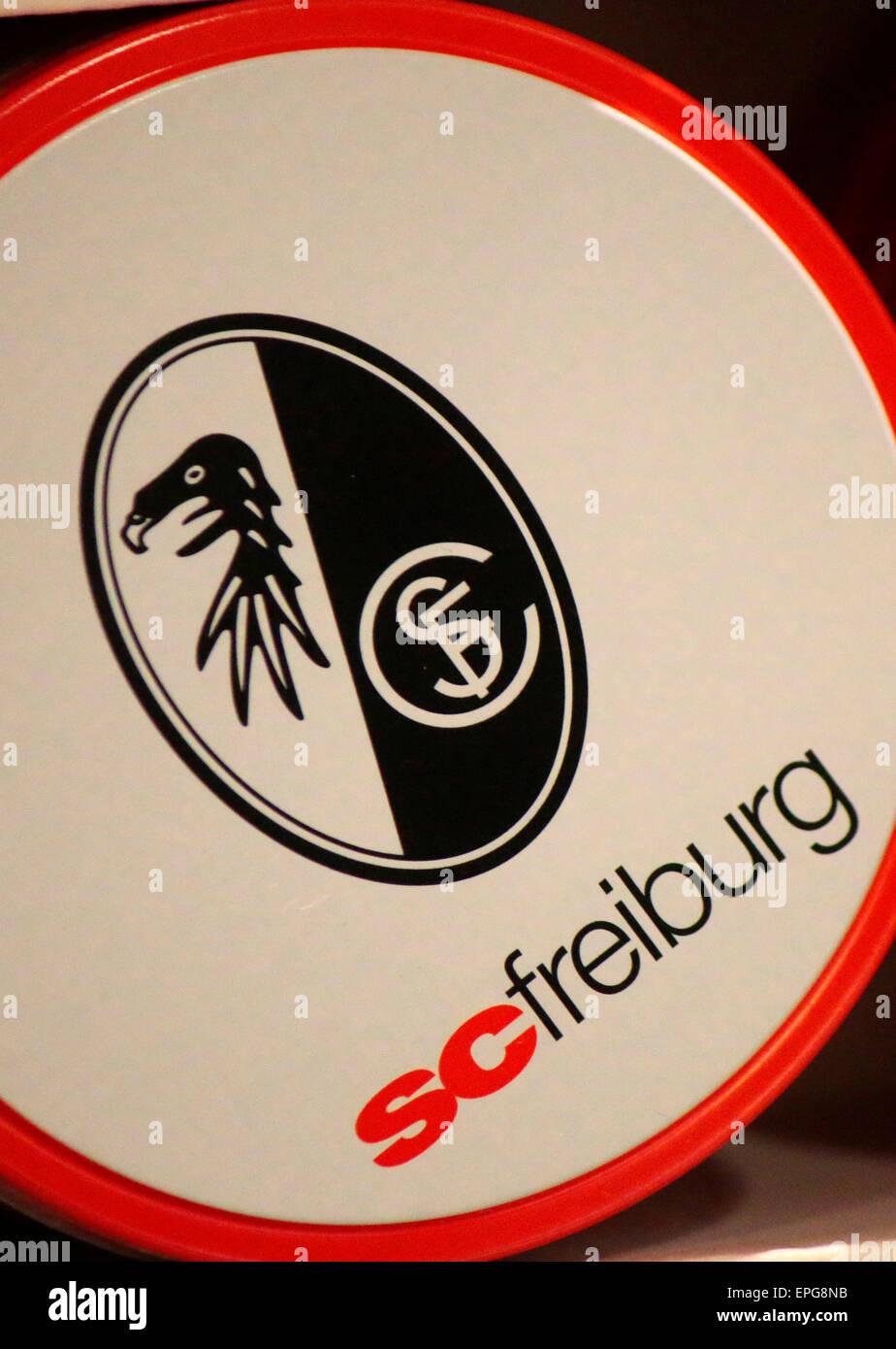 Markennamen: 'SC Freiburg', Berlin. - Stock Image