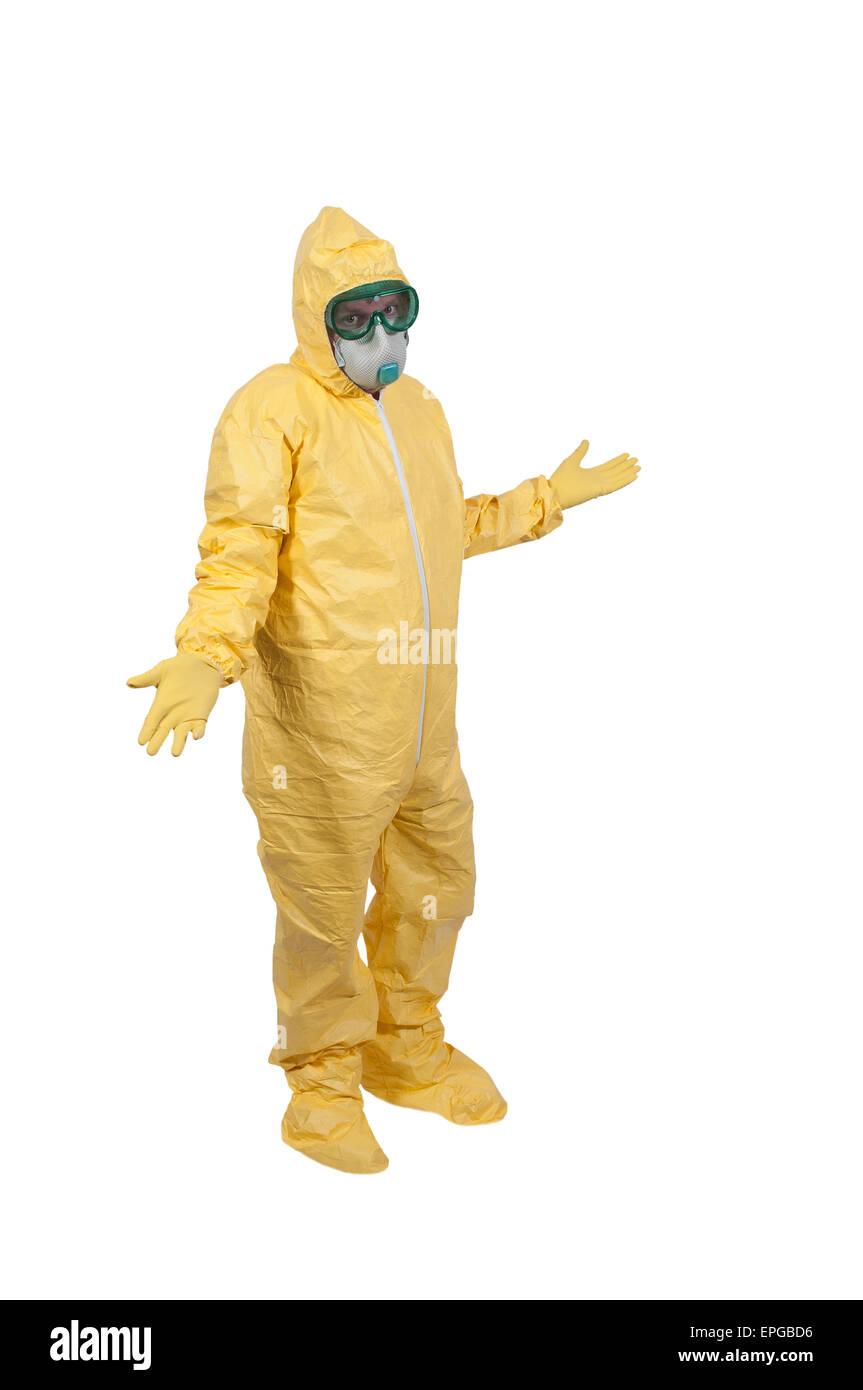 Hazmat Suit Stock Photos & Hazmat Suit Stock Images - Alamy