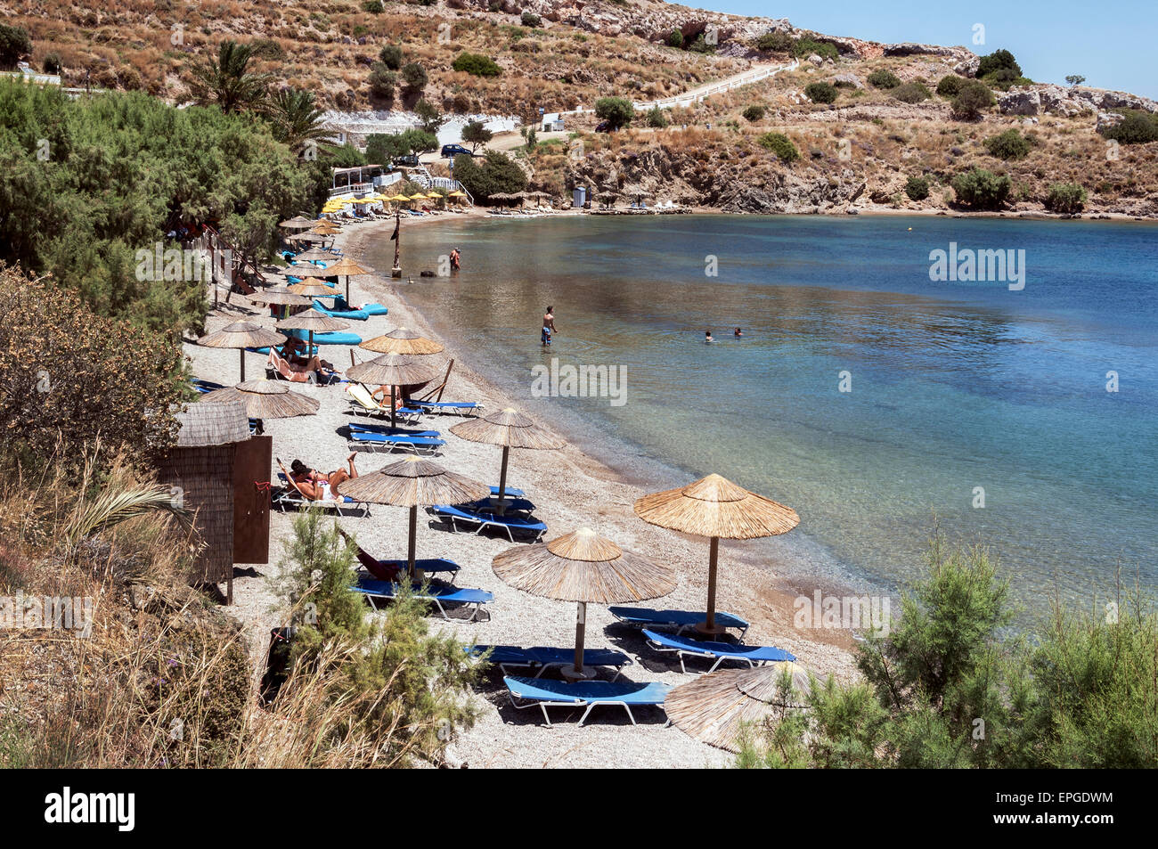 Dio Liskaria, Leros Stock Photo: 82726048 - Alamy