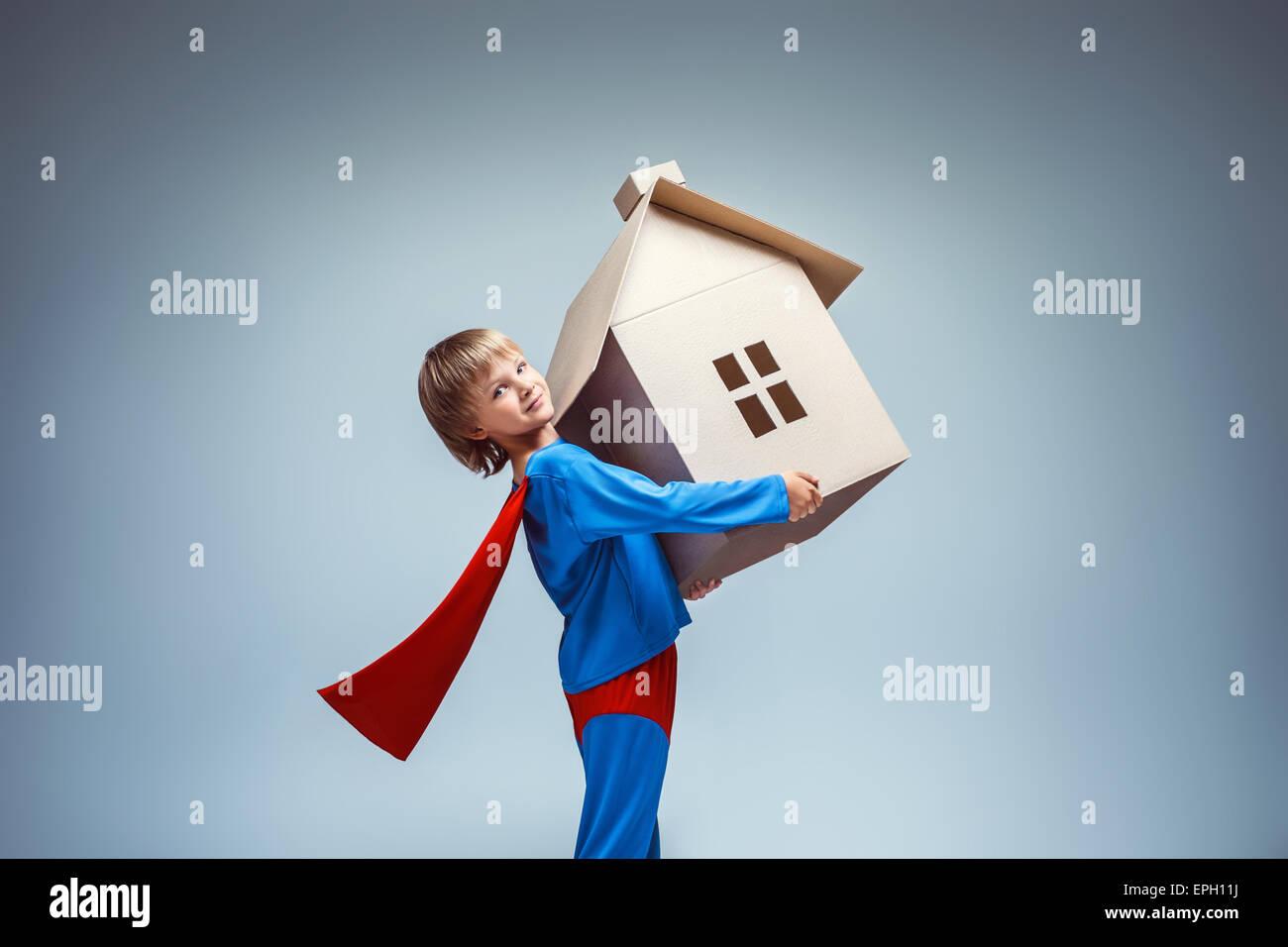 Rescuer - Stock Image