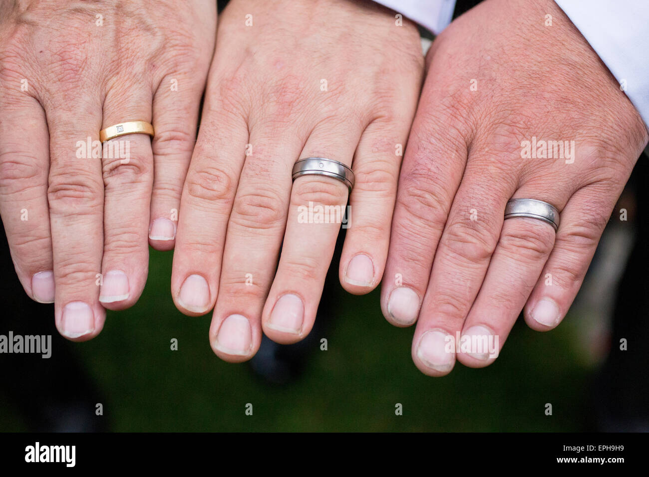 Triple Ring Stock Photos & Triple Ring Stock Images - Alamy