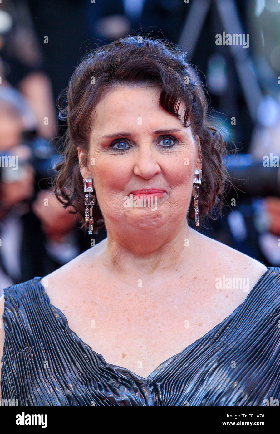 Phyllis Smith Actress Inside Out Premiere