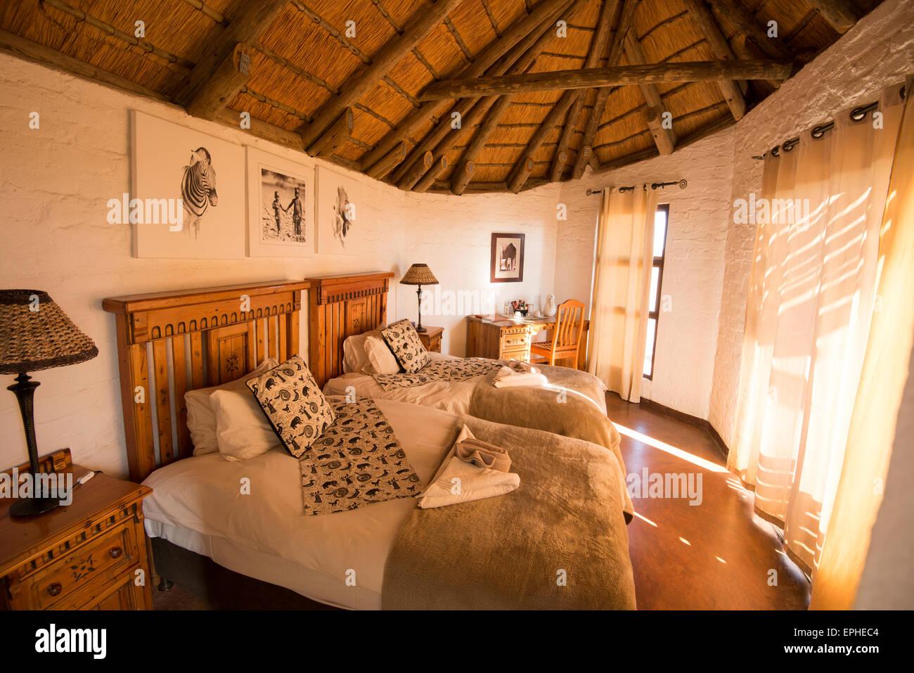 Africa, Namibia. Grootberg Lodge. - Stock Image