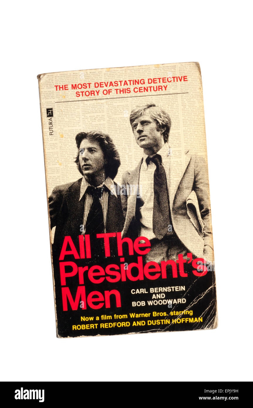 essay about all the presidents men Learning guide to: all the president's men one of the best this movie is on twm's short list of the best movies to supplement classes in united states history, high school level.