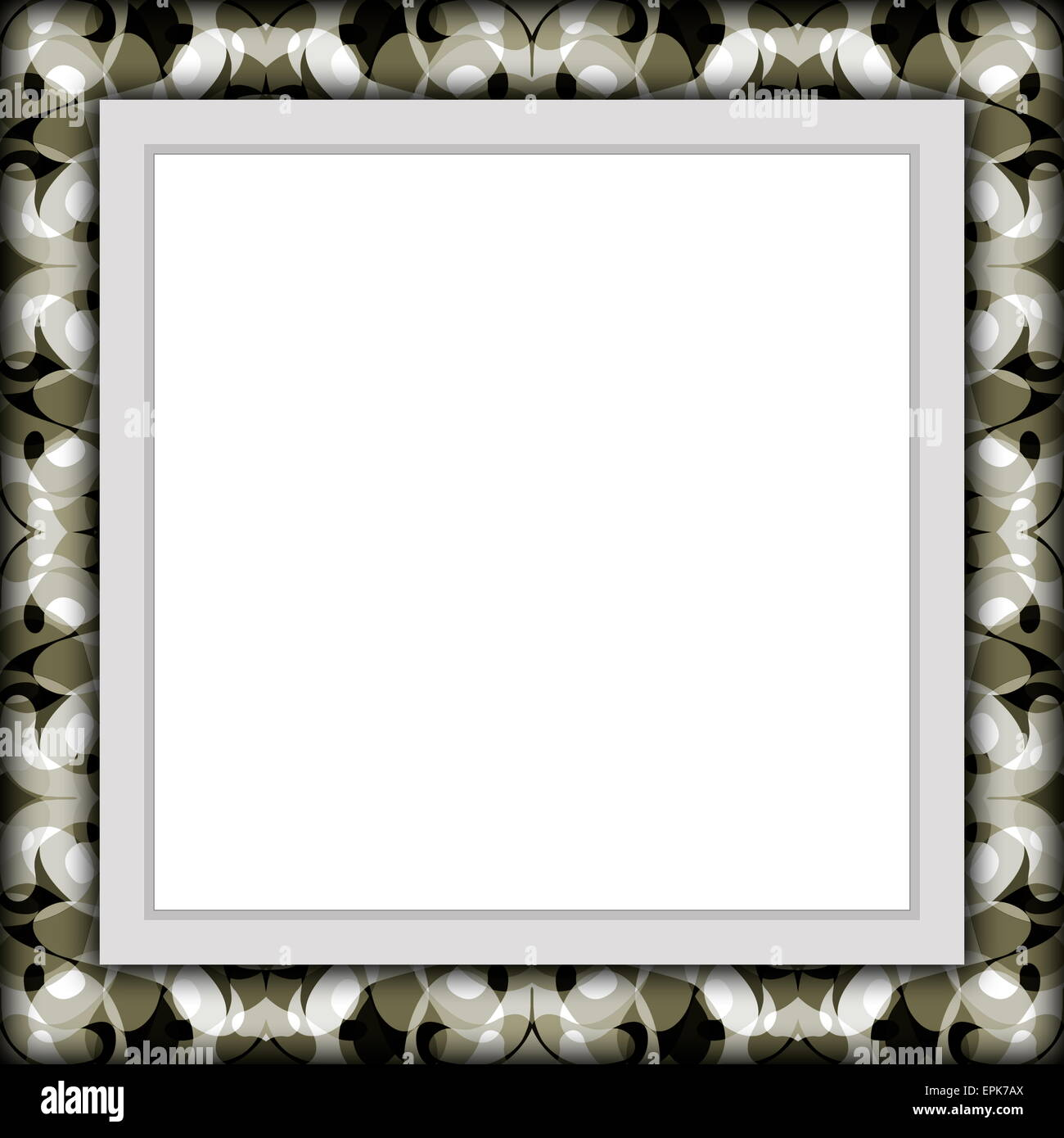 frame with passepartout Stock Photo: 82786786 - Alamy