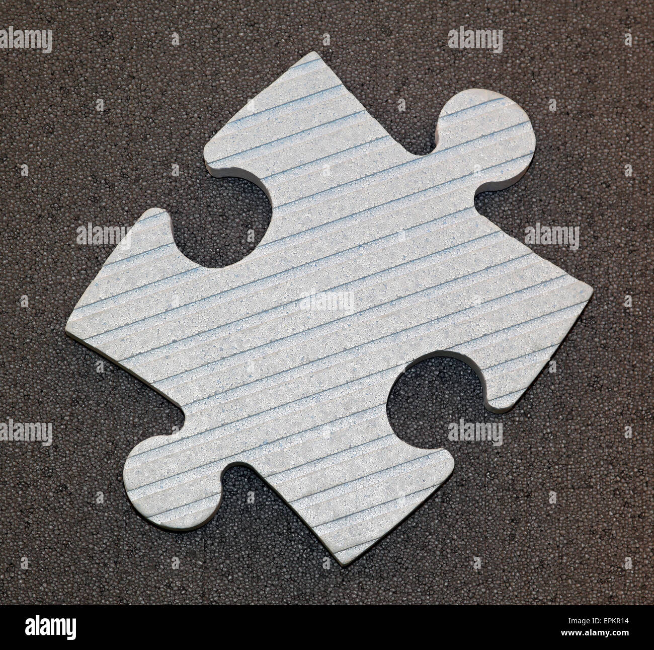 Puzzle piece - Stock Image