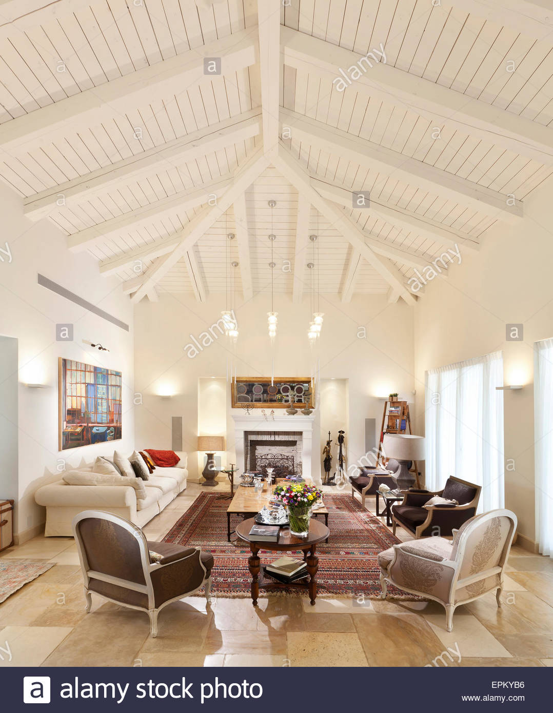 Roof Lighting Interiors Stock Photos & Roof Lighting Interiors Stock ...