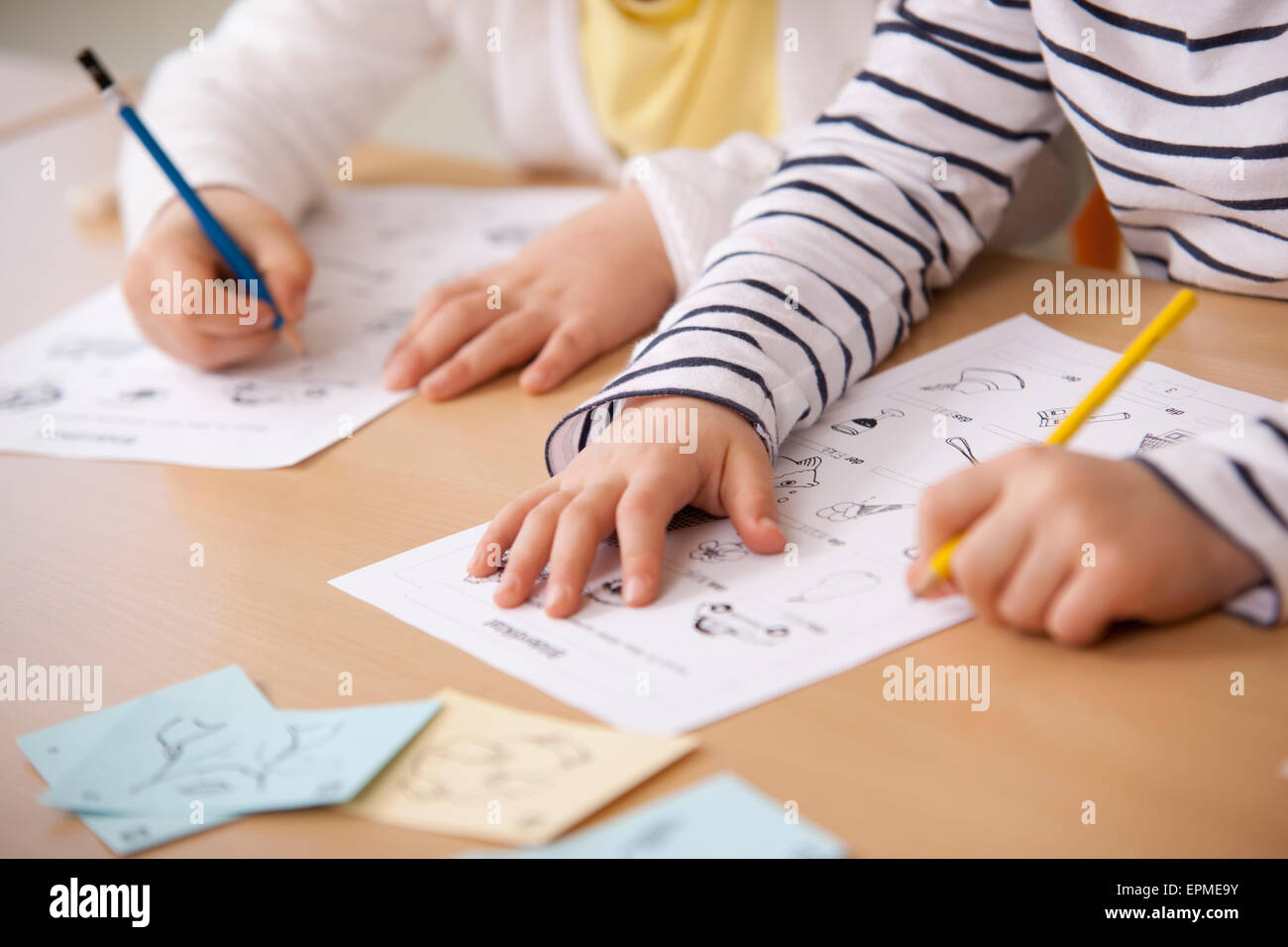 Work Sheets Stock Photos & Work Sheets Stock Images - Alamy
