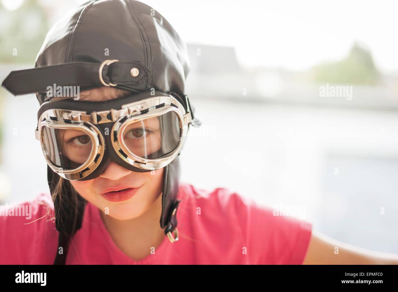 e39e190dc1 Pilot Hat Stock Photos   Pilot Hat Stock Images - Alamy