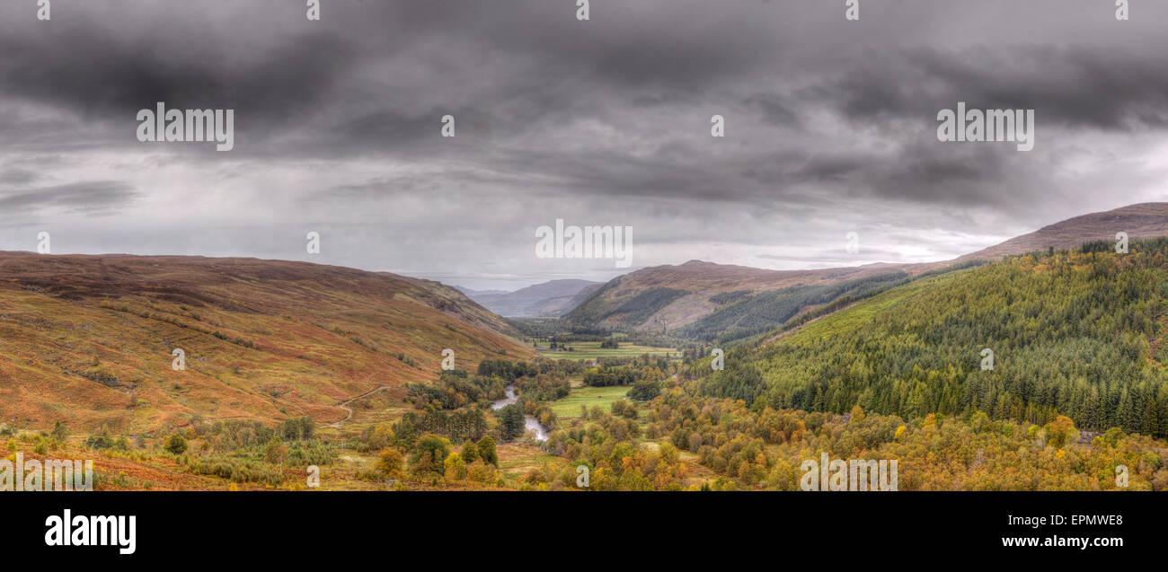 The Scottish Highlands - Stock Image