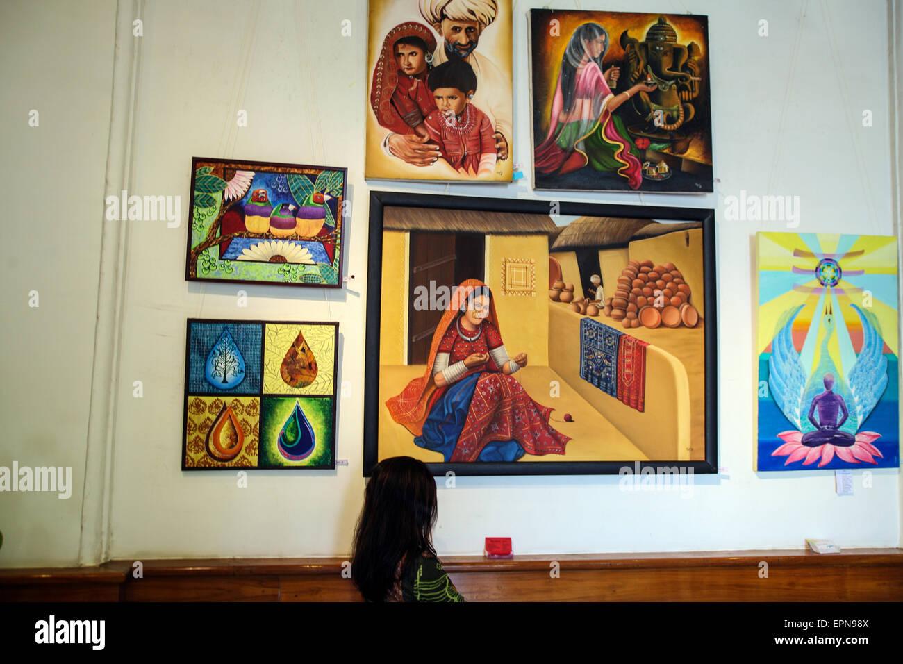 Painting Art Gallery In Mumbai
