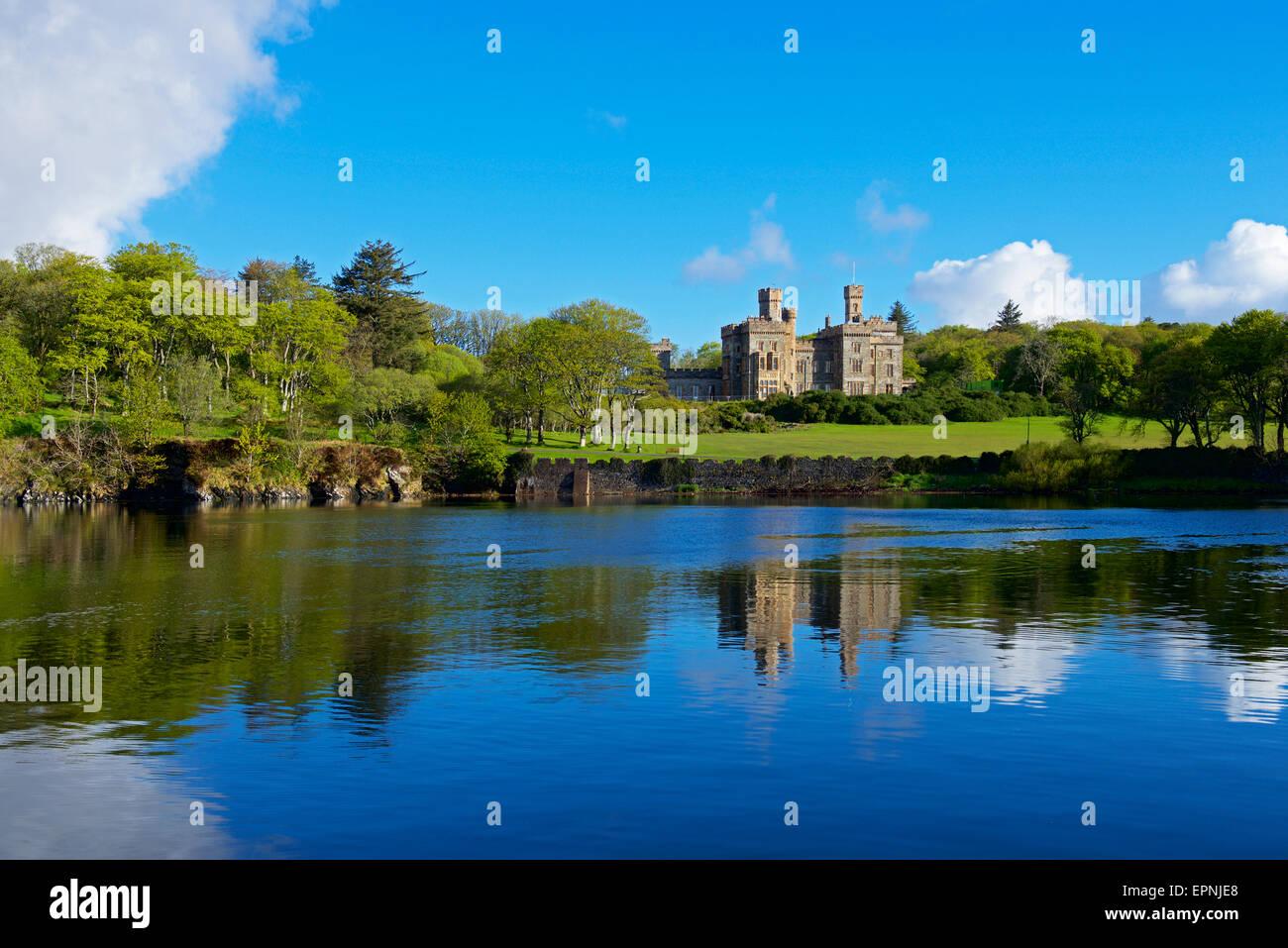 Lewis Castle, Stornoway, Isle of Lewis, Outer Hebrides, Scotland UK - Stock Image
