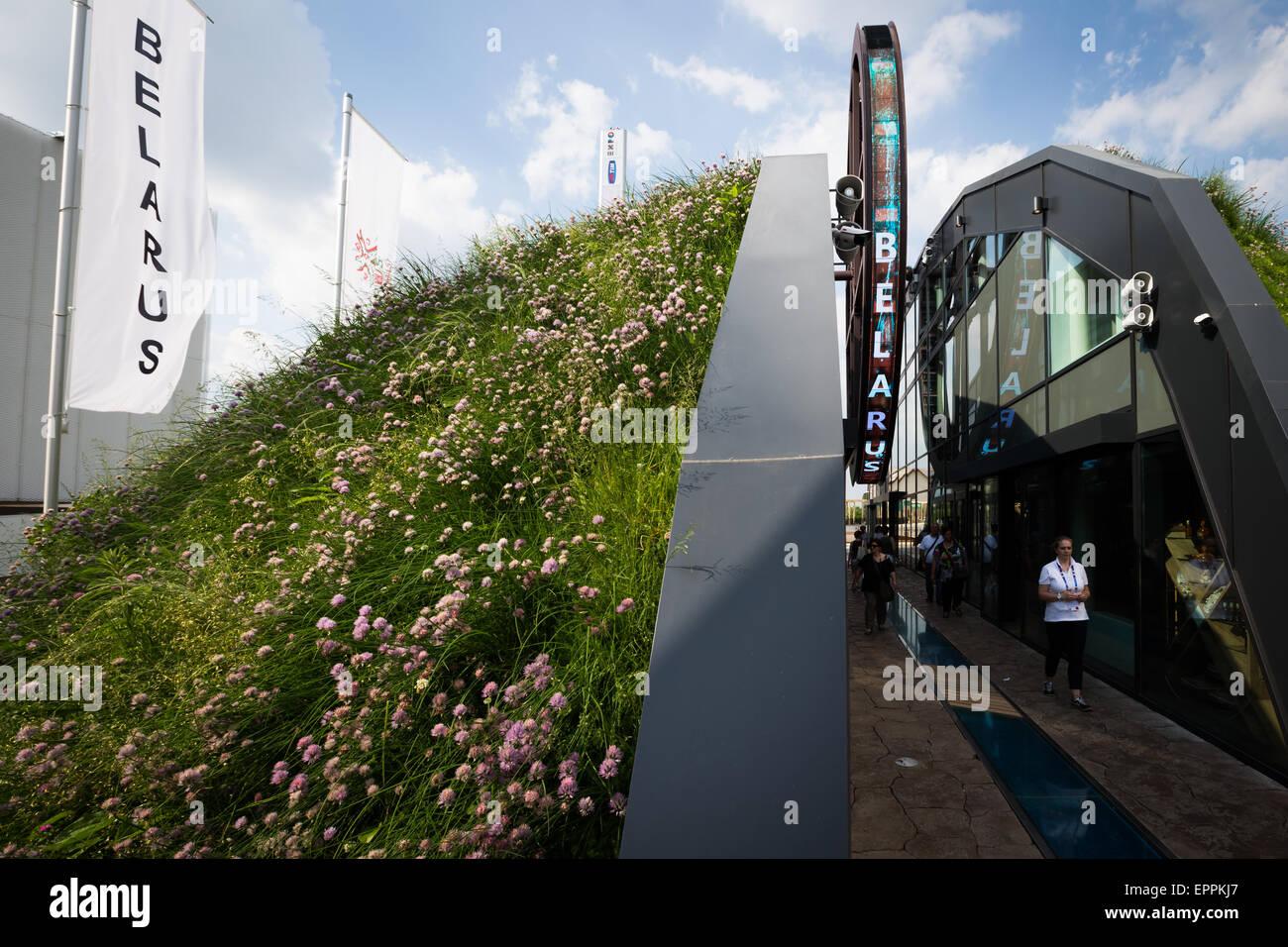 Expo 2015 Milan - Stock Image