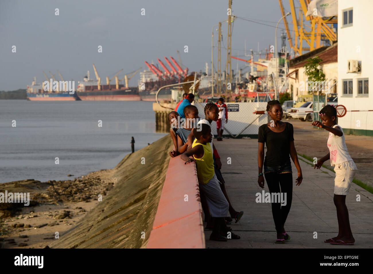 Beira mozambique of port 2.1.1 Mozambique